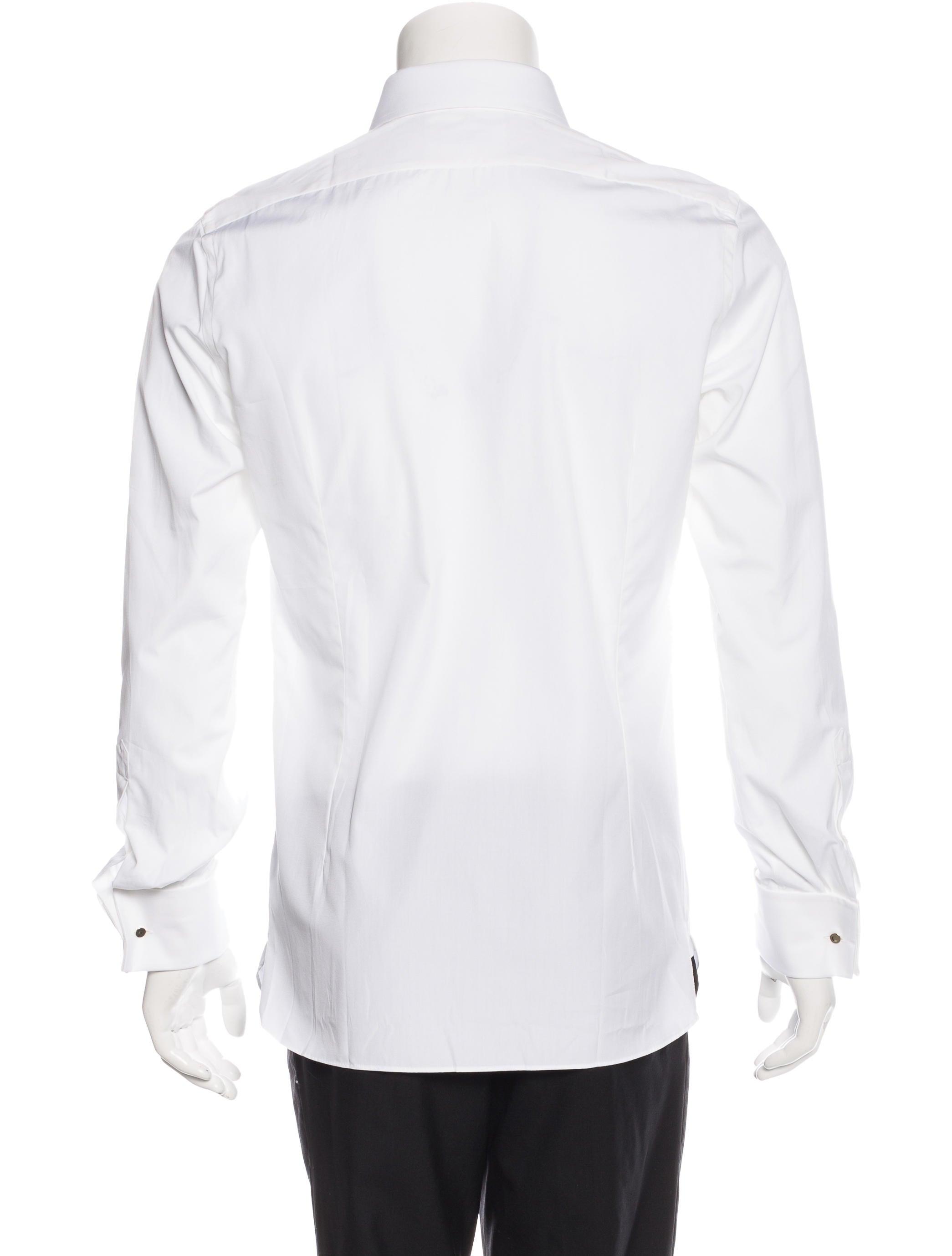 Tom ford french cuff dress shirt clothing tom32336 for Dress shirt french cuffs