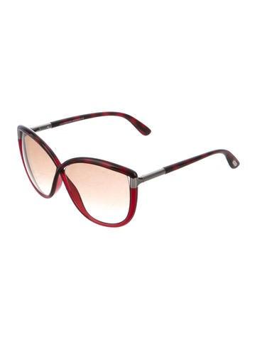 Abbey Cat-Eye Sunglasses