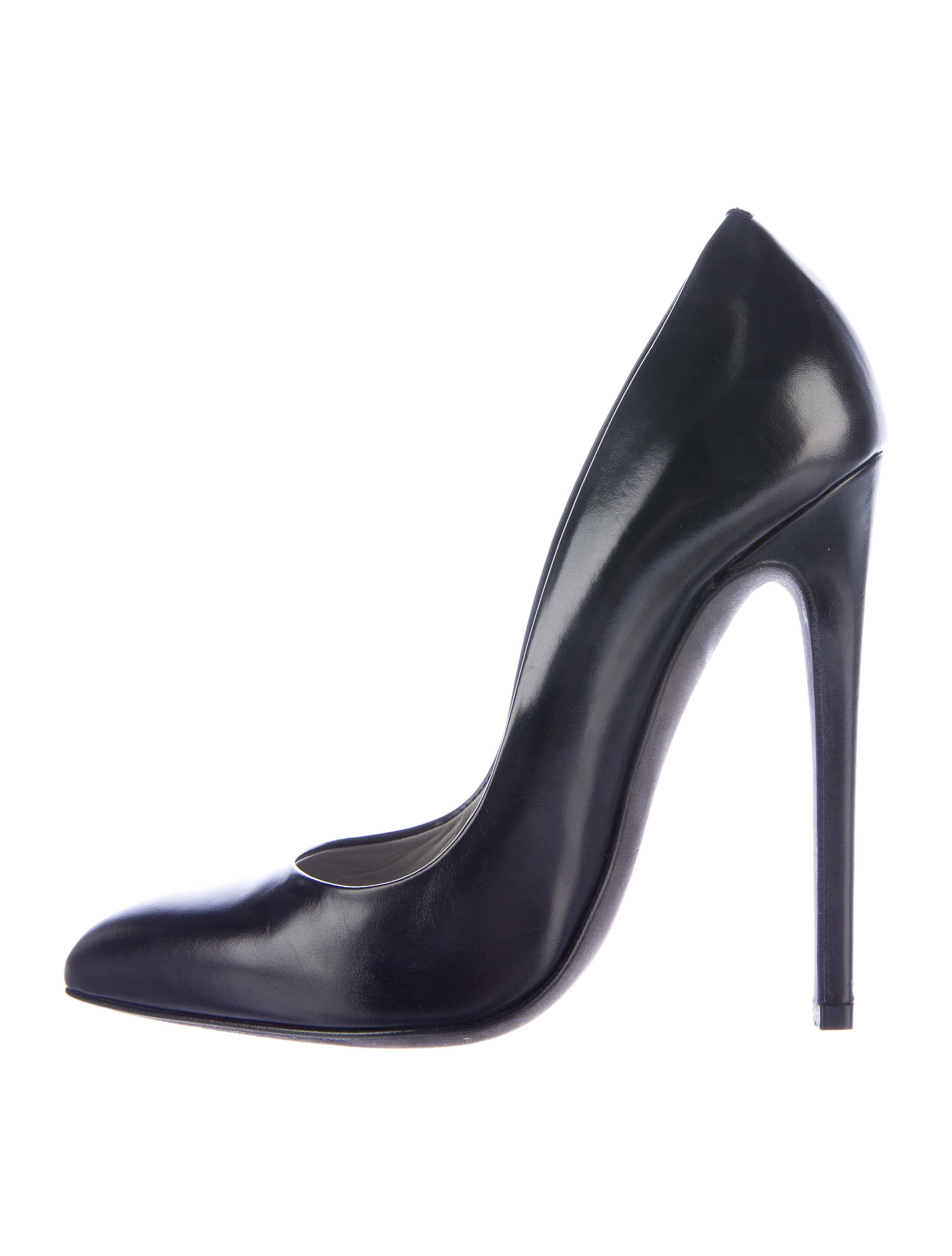 tom ford leather pointed toe pumps shoes tom32997