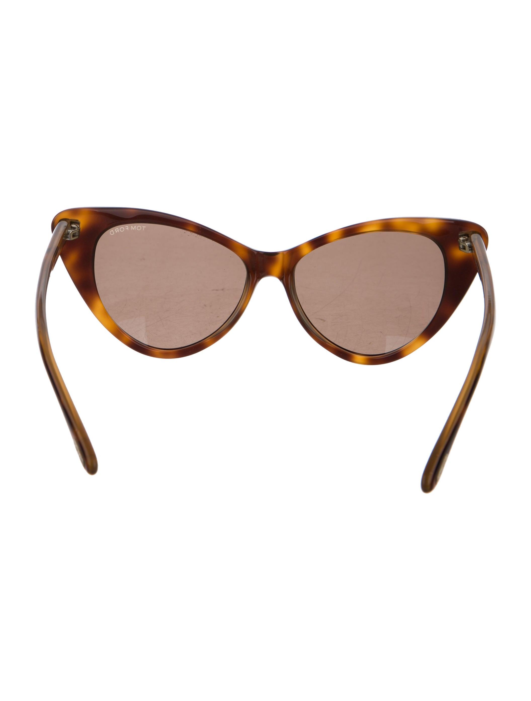 Tom ford sunglasses cat eye