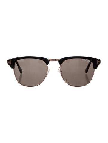 tom ford henry clubmaster sunglasses mens accessories. Black Bedroom Furniture Sets. Home Design Ideas