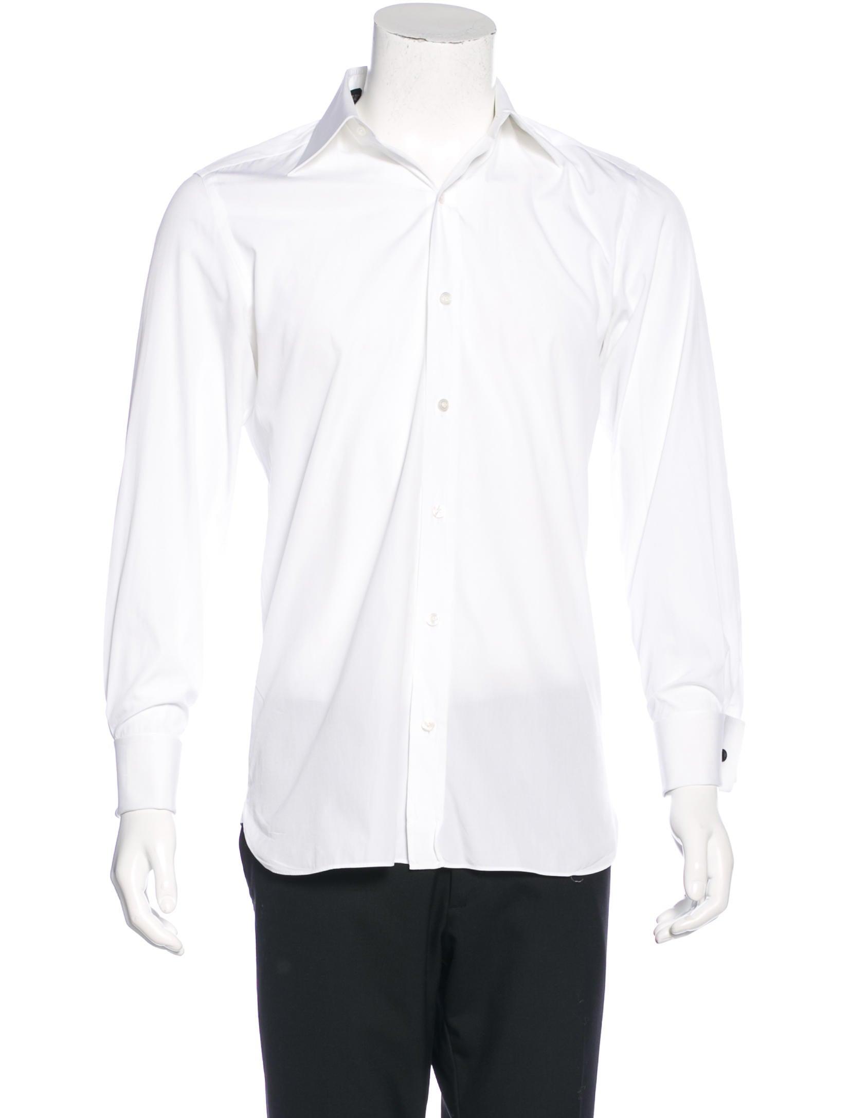 Tom ford french cuff dress shirt clothing tom33538 for Dress shirt french cuffs