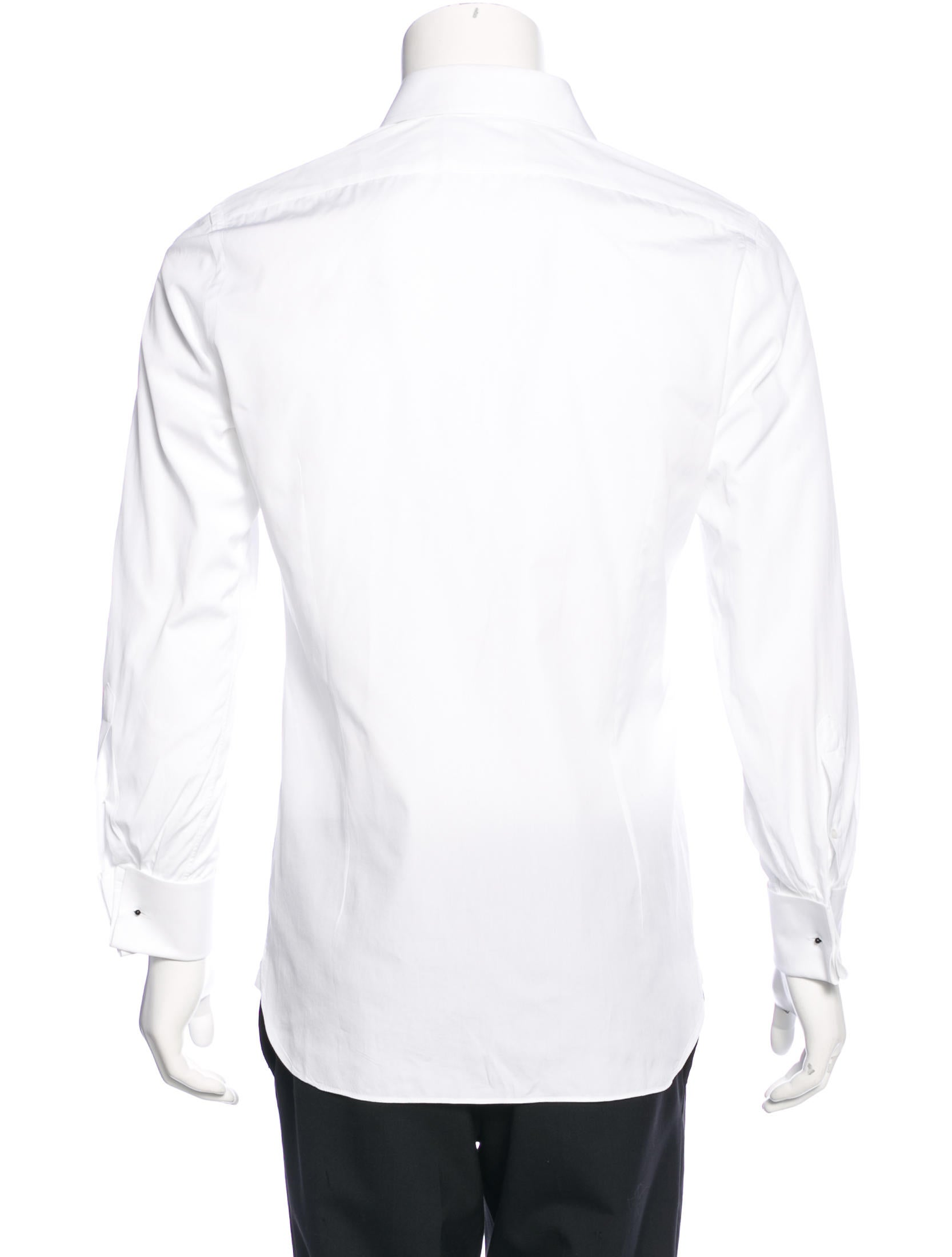 Tom ford french cuff dress shirt clothing tom33542 for Dress shirt french cuffs