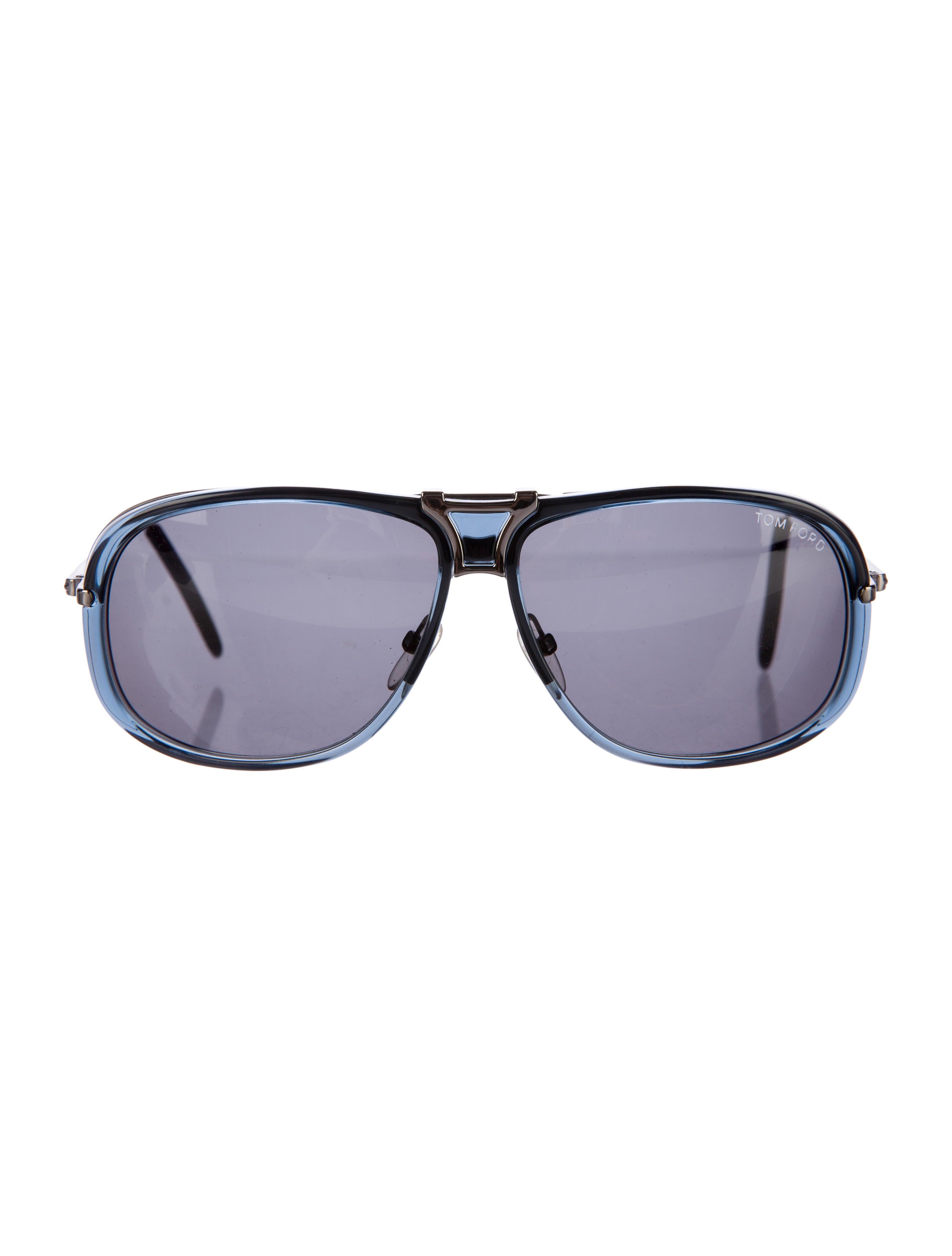 10ec06d8f422 Tom Ford Robbie Aviator Sunglasses - Accessories - TOM33892