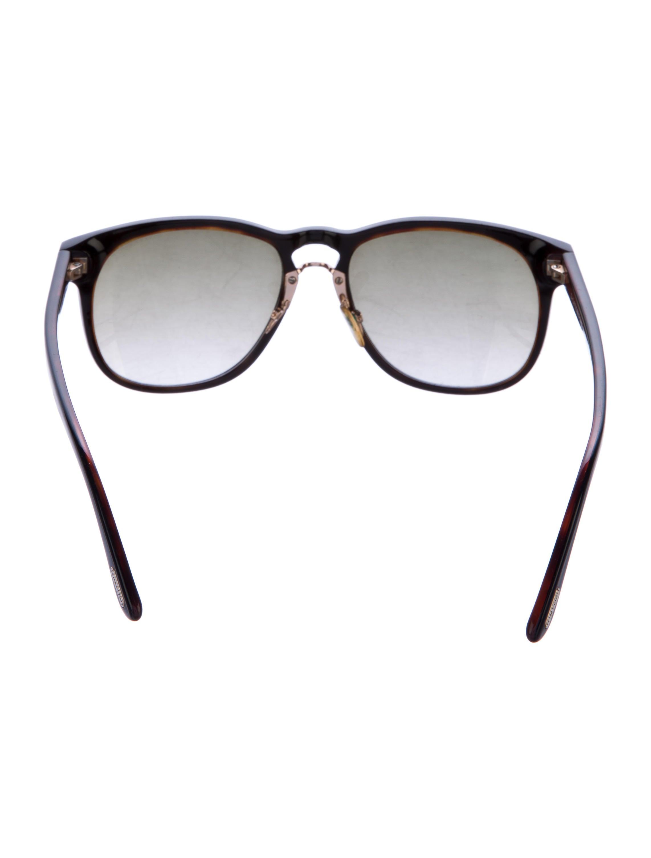 b98f714d77 Tom Ford Franklin Tinted Sunglasses - Accessories - TOM34520