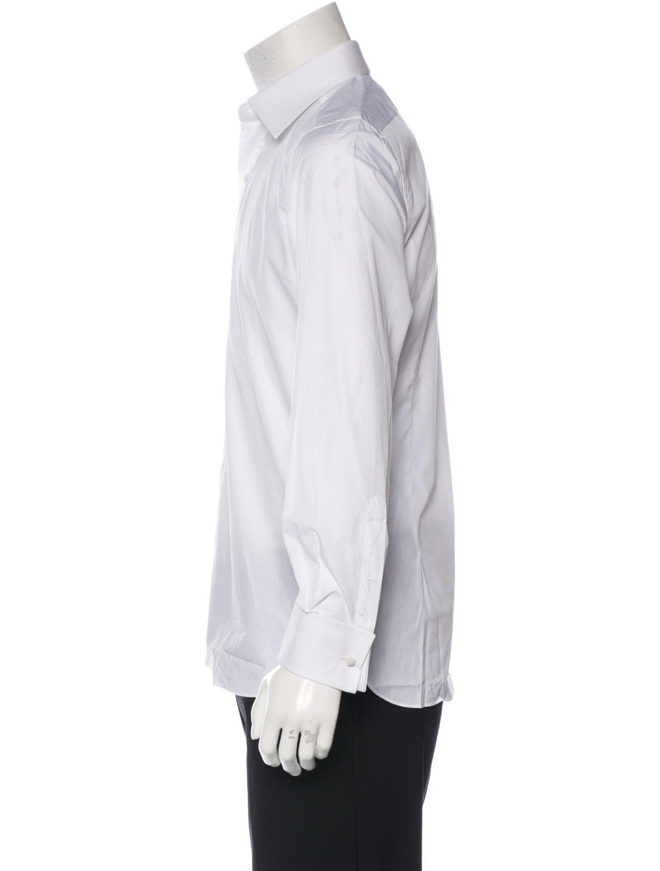 Tom Ford French Cuff Dress Shirt Clothing Tom34541