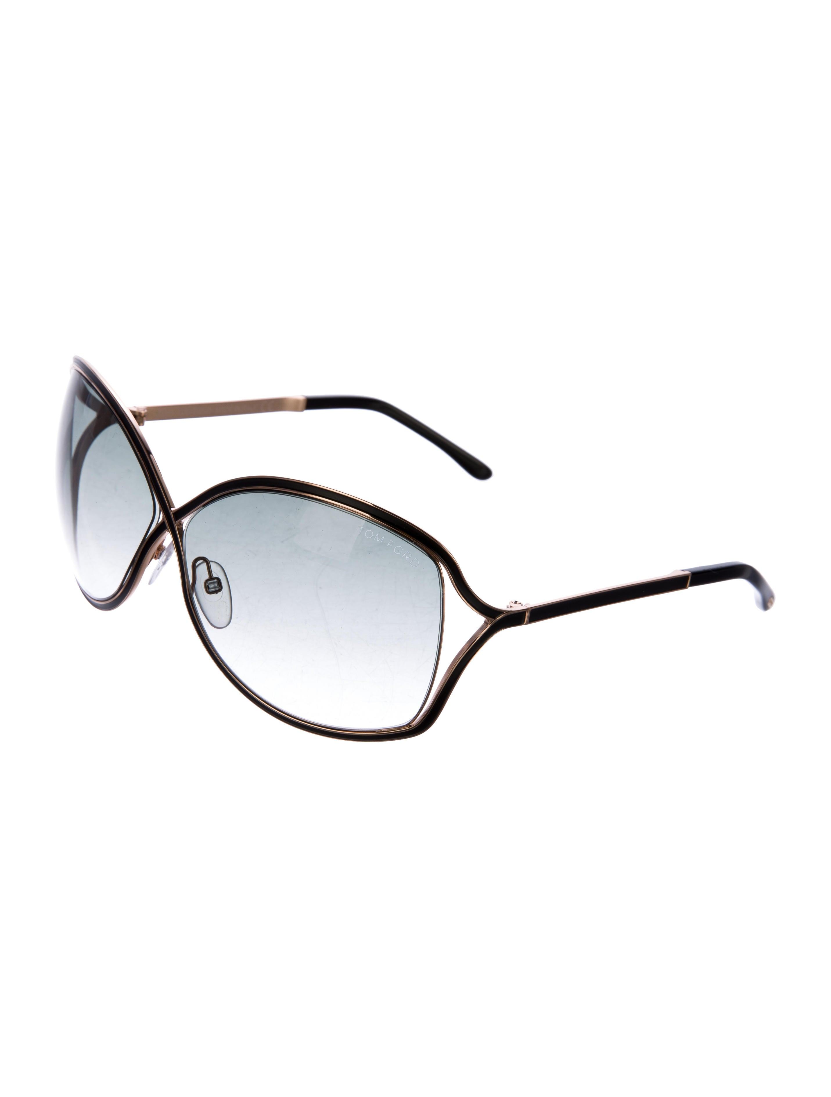 4f815eb039546 Tom Ford Rickie Gradient Sunglasses - Accessories - TOM35681