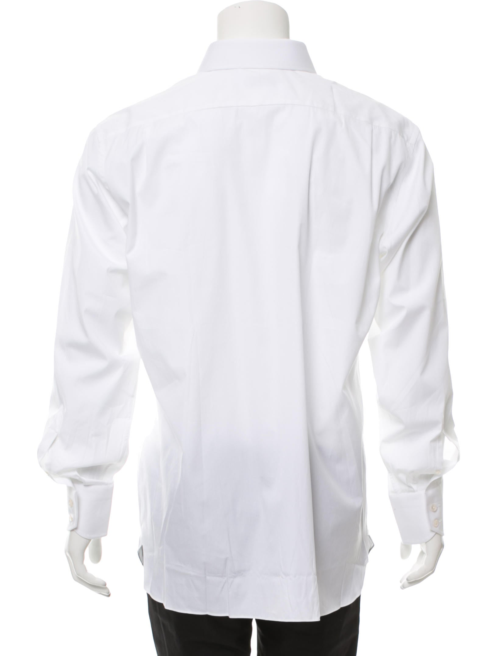 Tom ford spread collar button up shirt clothing for What is a spread collar shirt