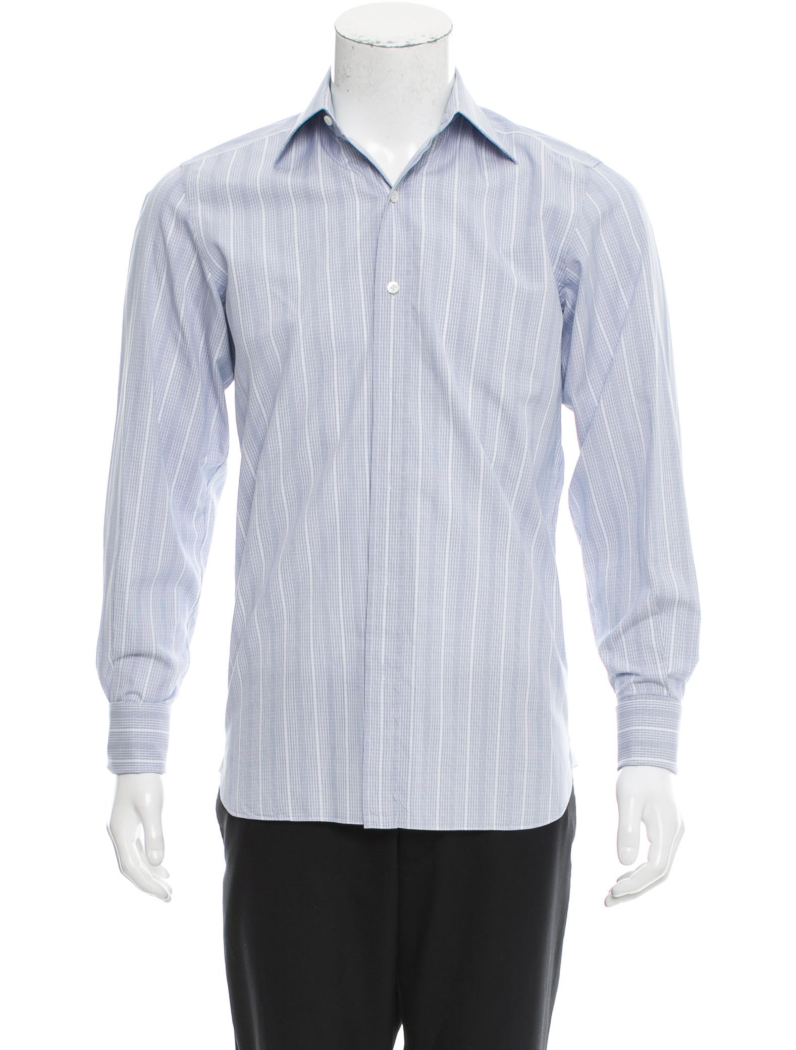 Tom ford french cuff button up shirt clothing tom36216 for What is a french cuff shirt