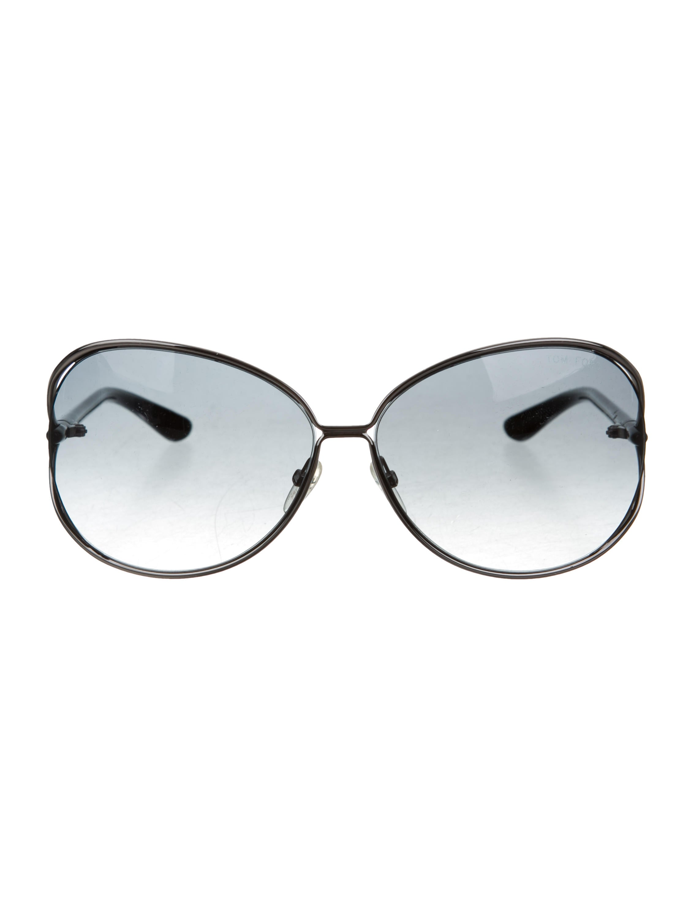 ba98f2ba182ac Tom Ford Clemence Gradient Sunglasses - Accessories - TOM36220