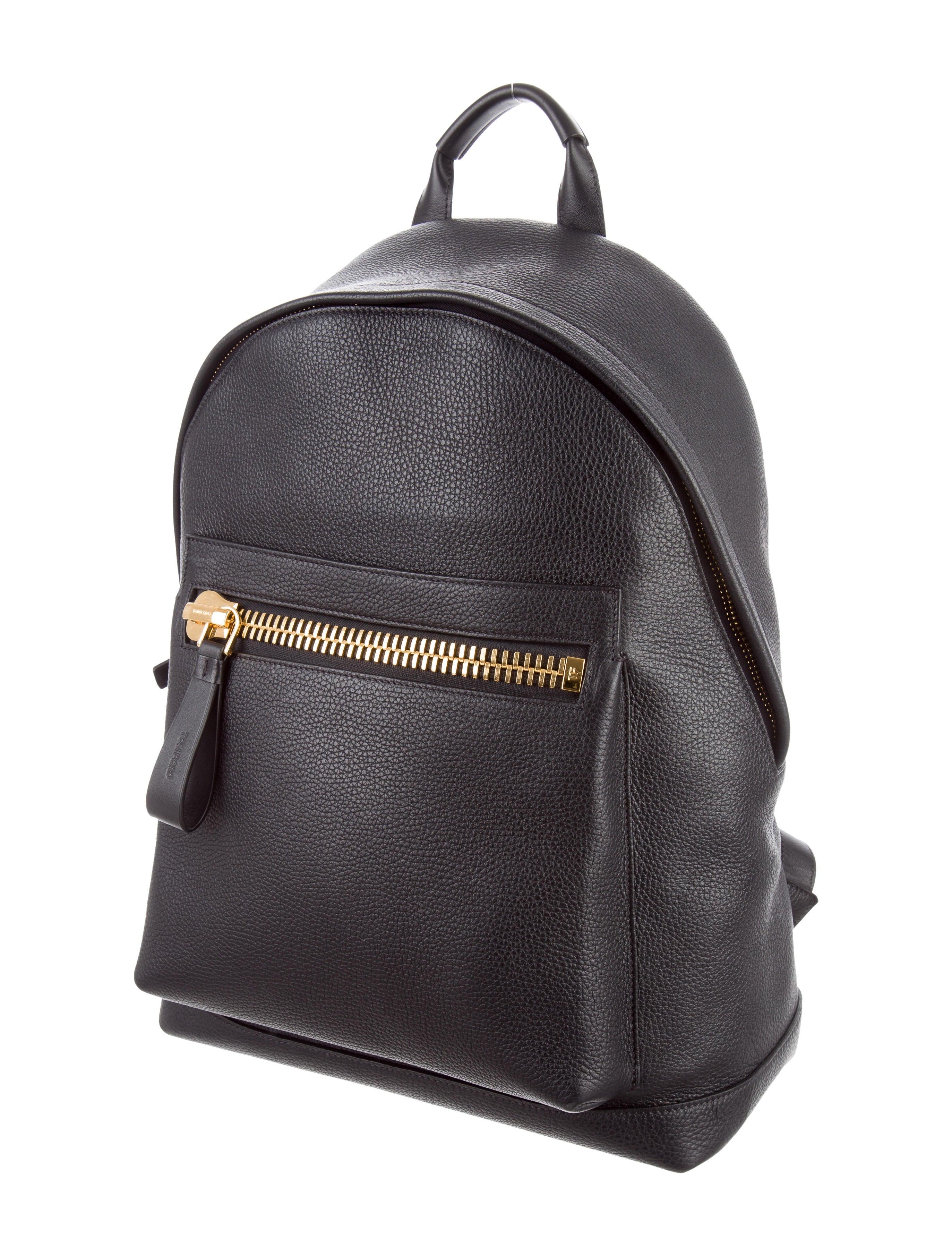 tom ford leather buckley backpack bags tom36553 the. Black Bedroom Furniture Sets. Home Design Ideas