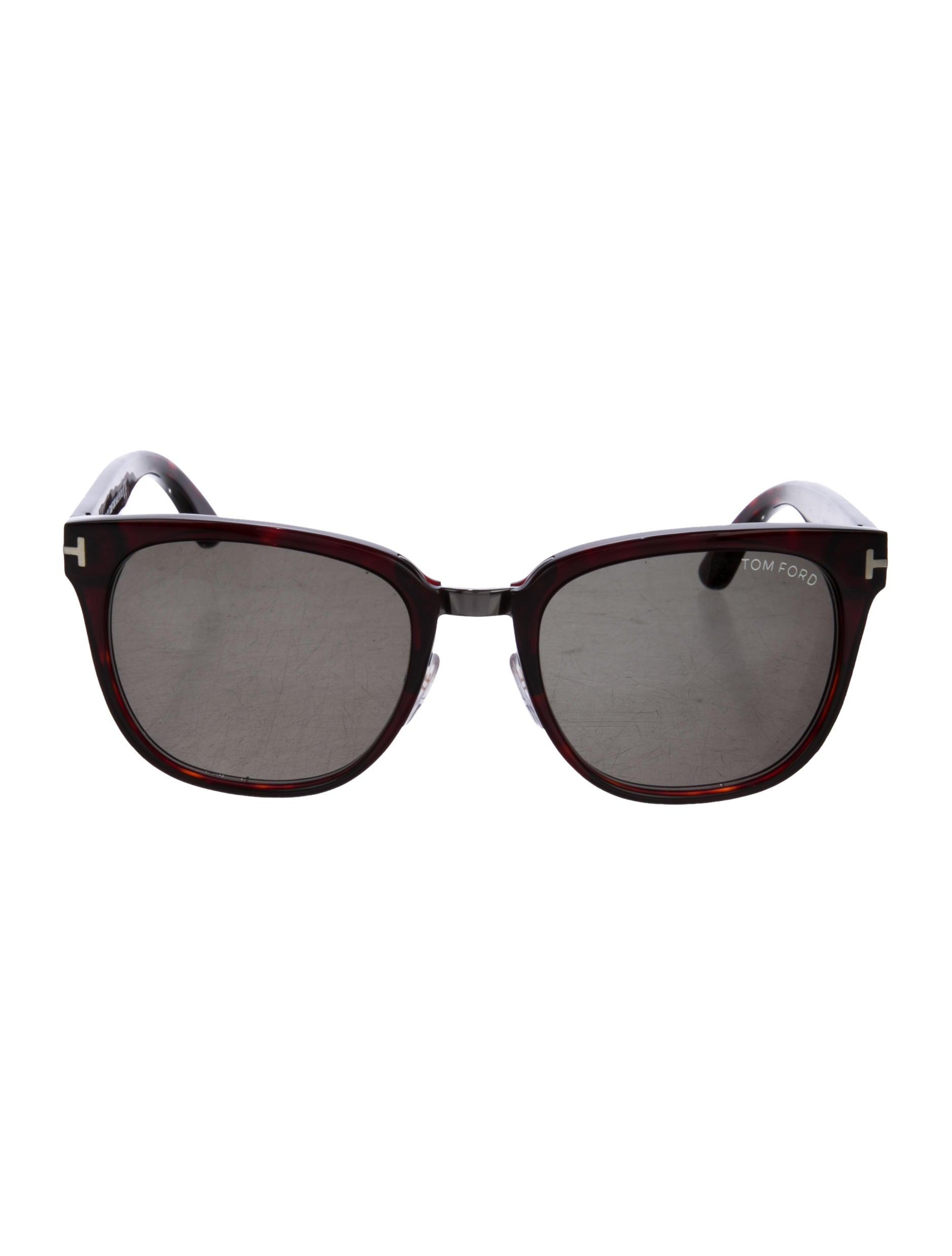 Tom Ford Rock Wayfarer Sunglasses - Accessories - TOM36682 | The RealReal