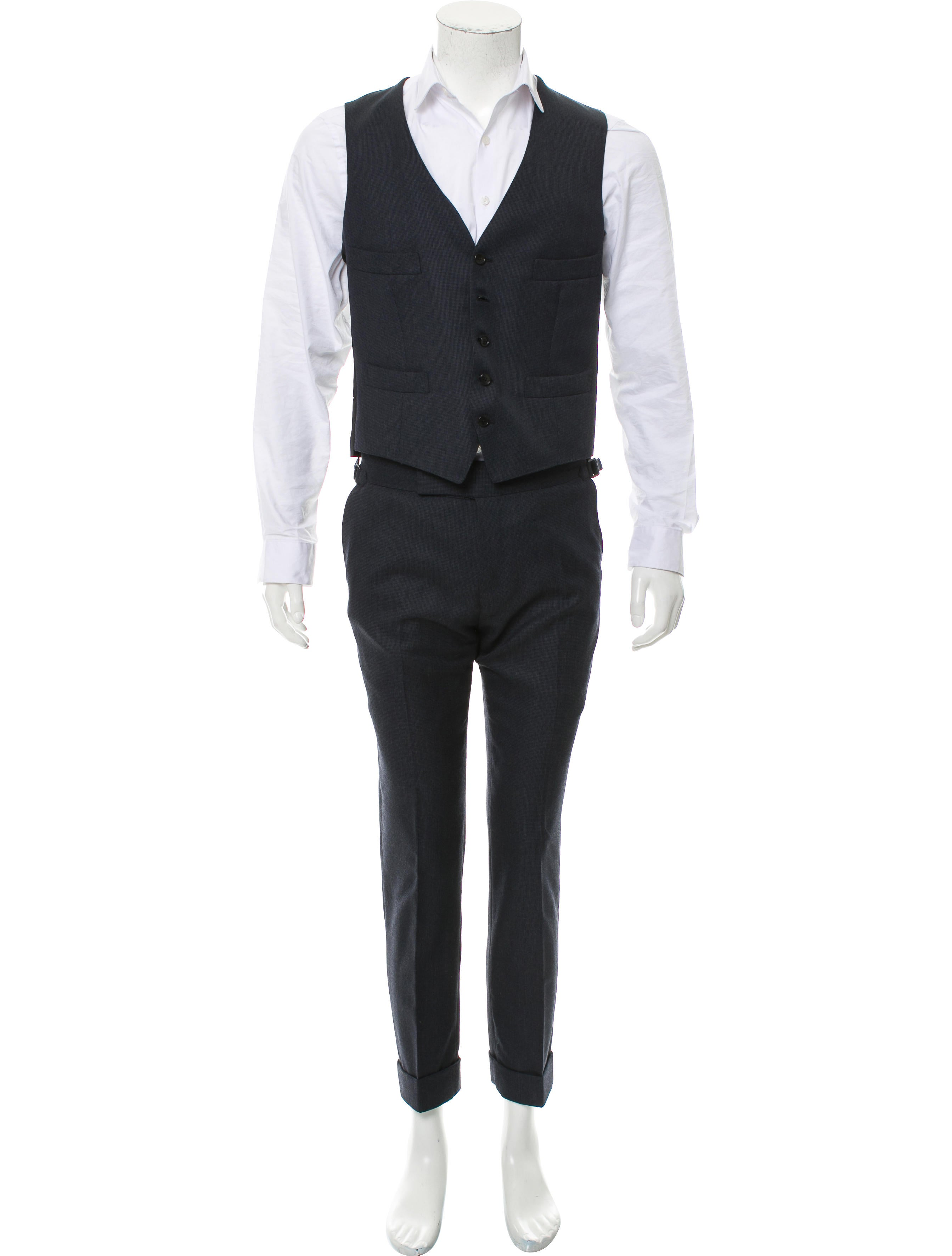 Tom ford double breasted suits