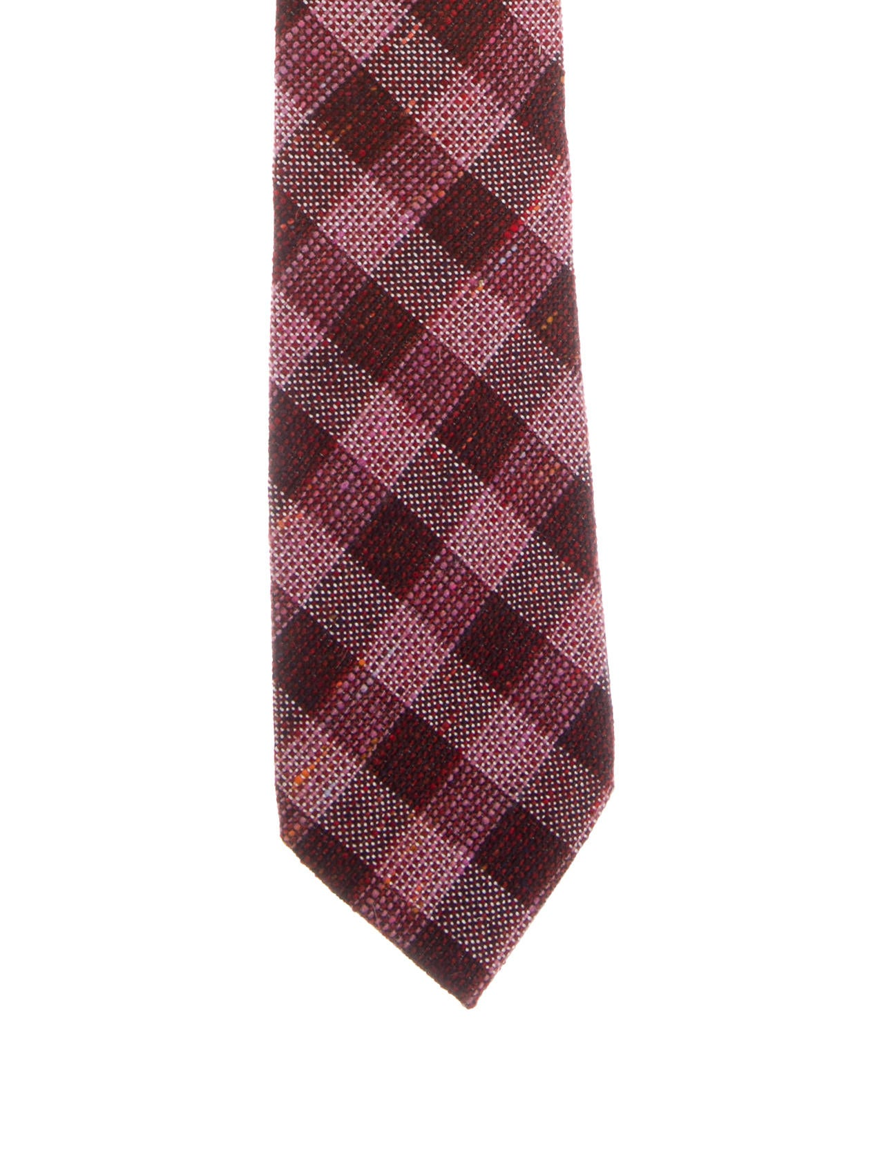 Tom Ford Silk & Wool-Blend Tie
