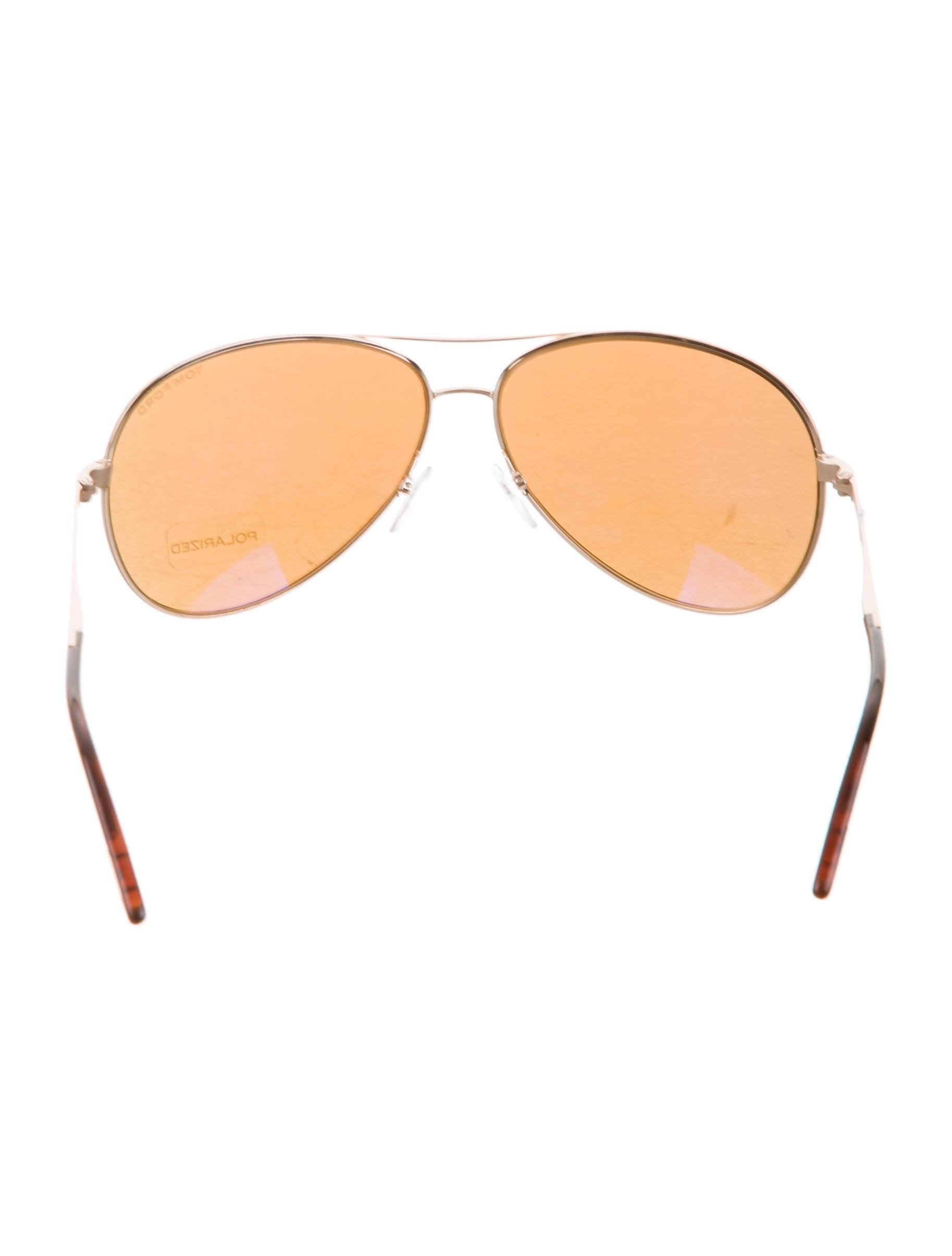 e2bc6e58f0df Tom Ford Charles Aviator Sunglasses - Accessories - TOM36750