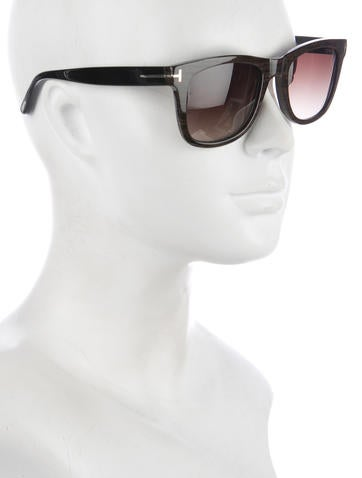 ec8c07c6592c Tom Ford Leo Wayfarer Sunglasses - Accessories - TOM36778