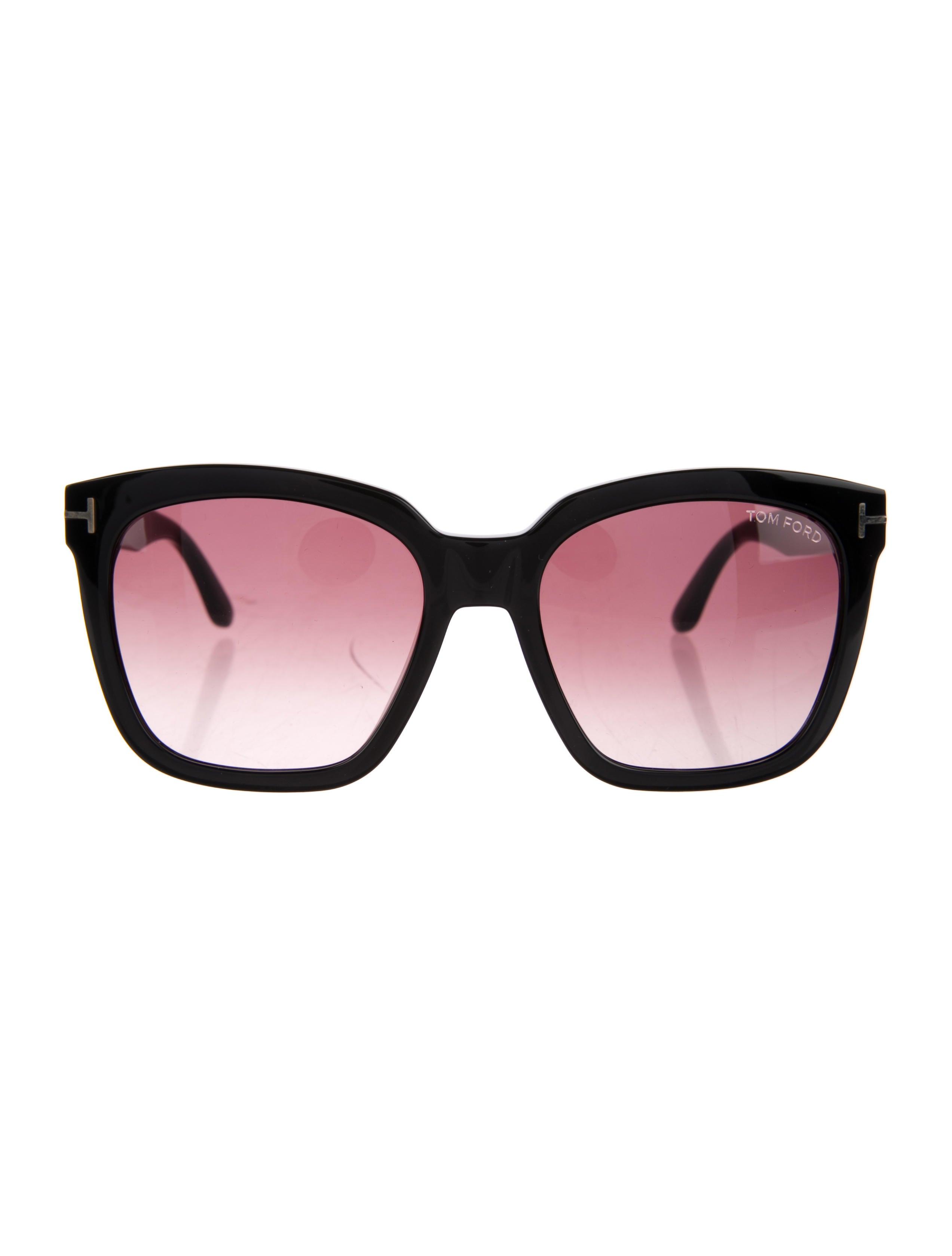ea286f7653c19 Tom Ford Amarra Gradient Sunglasses - Accessories - TOM37136