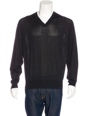 Tom Ford Cashmere & Silk Sweater None