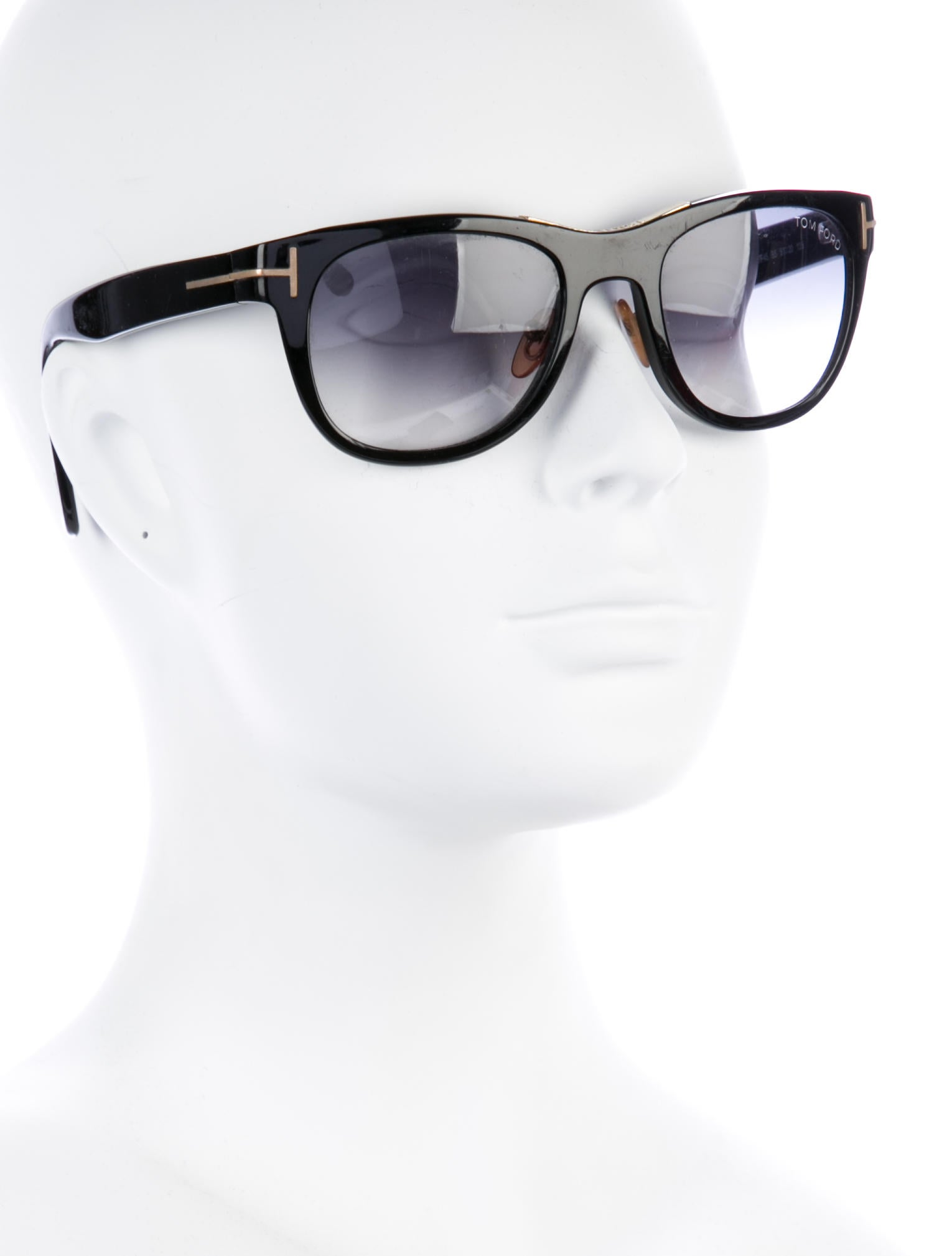 8b8c0d71fd78 Tom Ford Eyewear Jack Resin Wayfarer