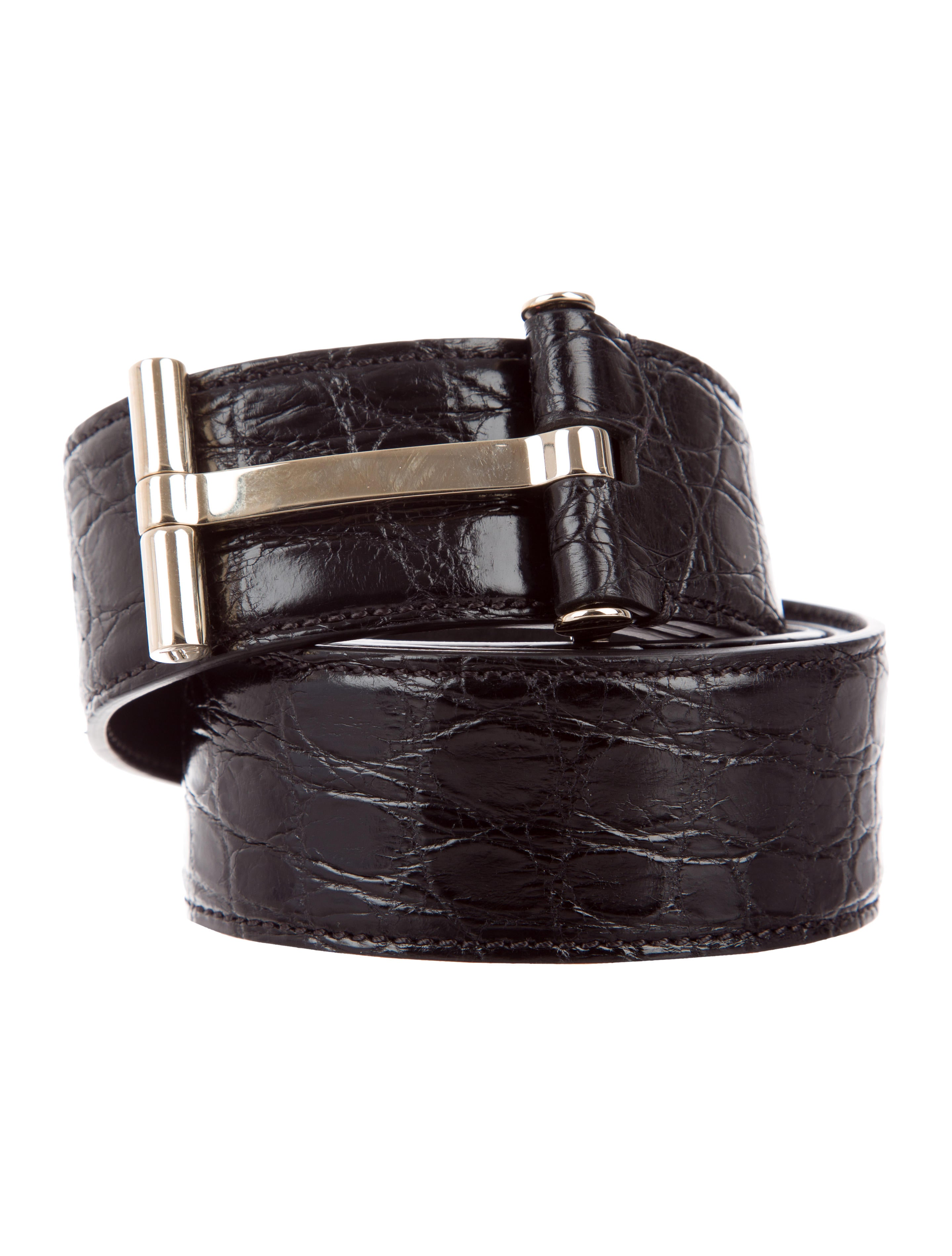 black normal product for in ford accessories leather men tom belt lyst gallery