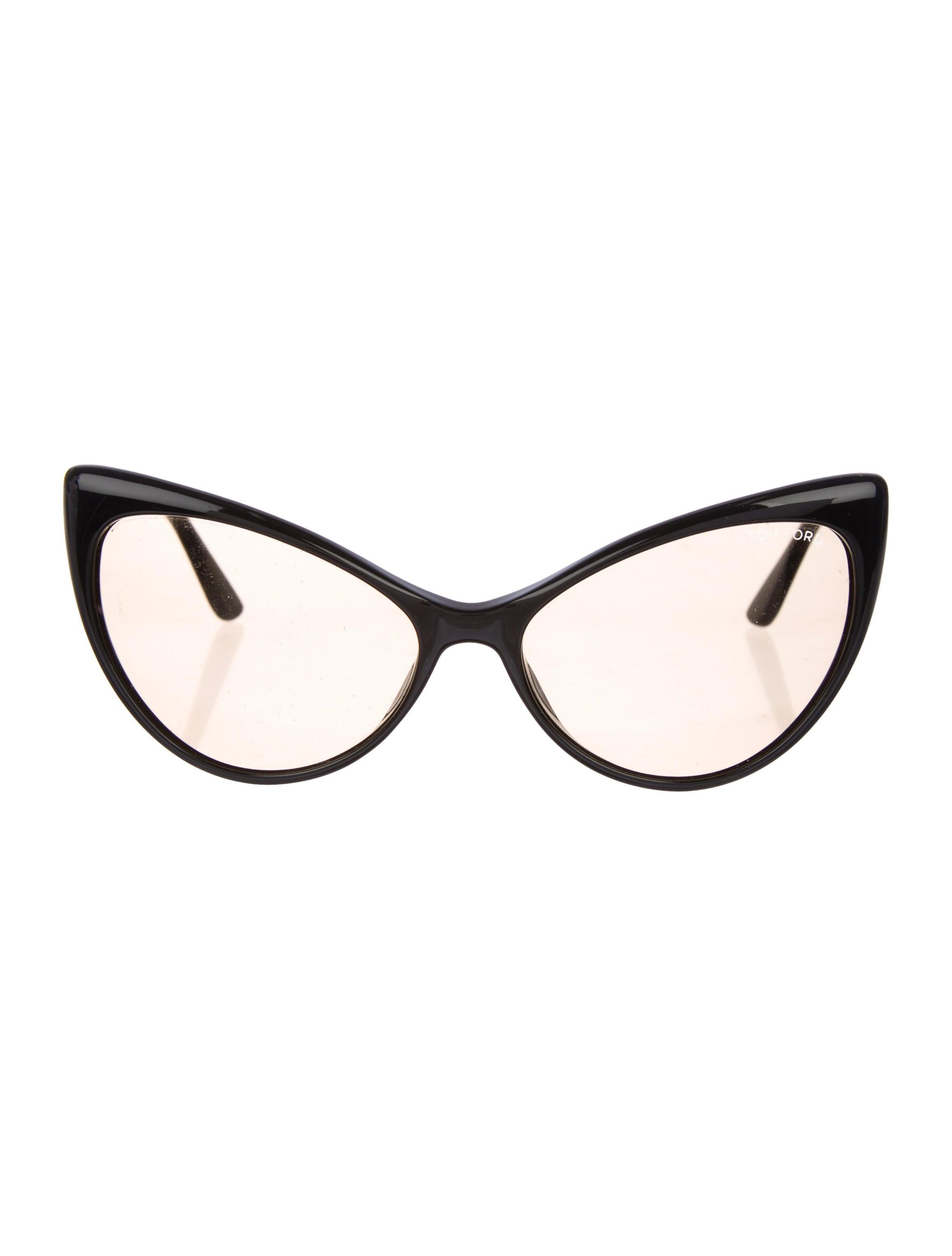 6810c4a697 Tom Ford Anastasia Cat-Eye Sunglasses - Accessories - TOM40632