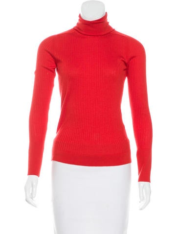 Tom Ford Wool & Cashmere-Blend Top None