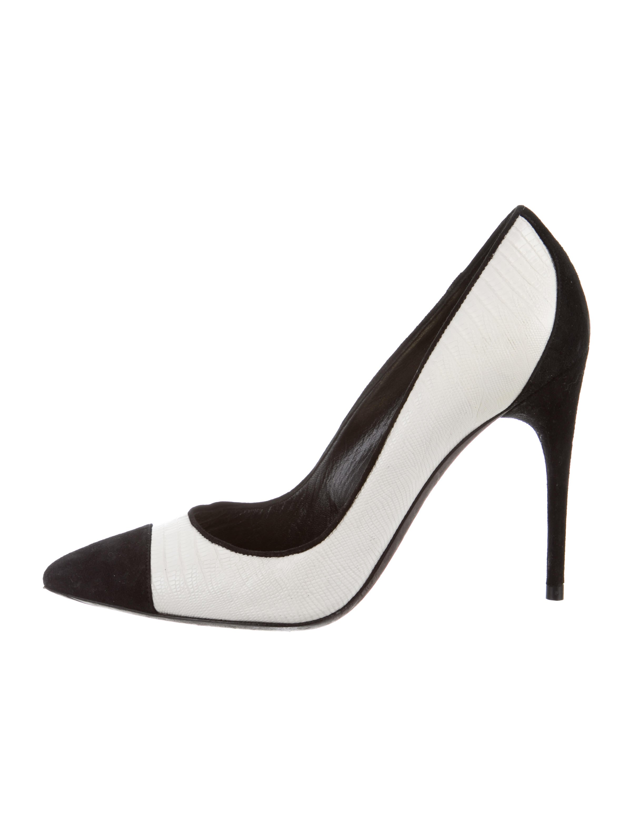 Tom Ford Embossed Leather Pumps cheap sale 2015 cost cheap price collections cheap online amazon cheap online Ec3ECxN