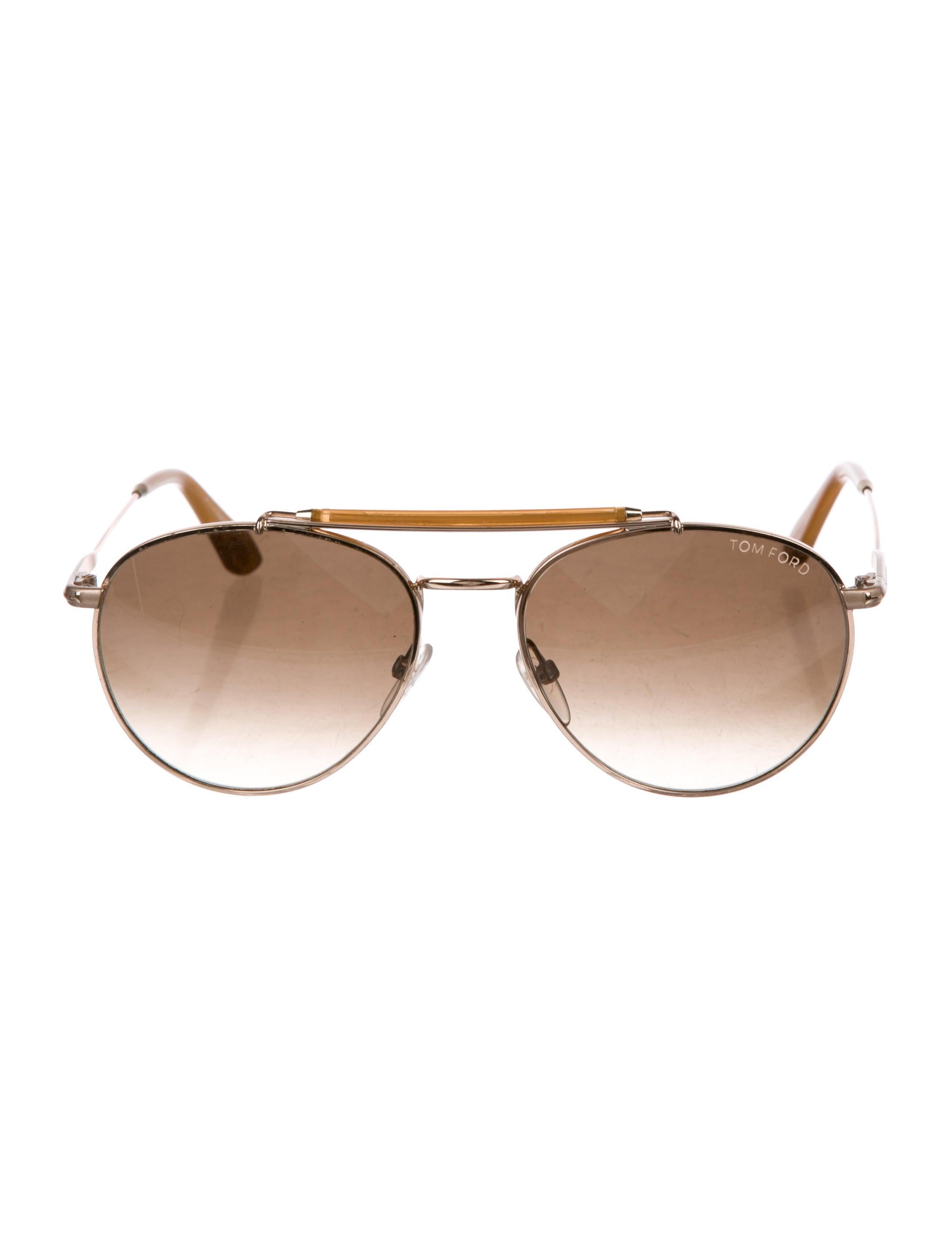 f5fe1665b7bd9 Tom Ford Colin Aviator Sunglasses - Accessories - TOM43544