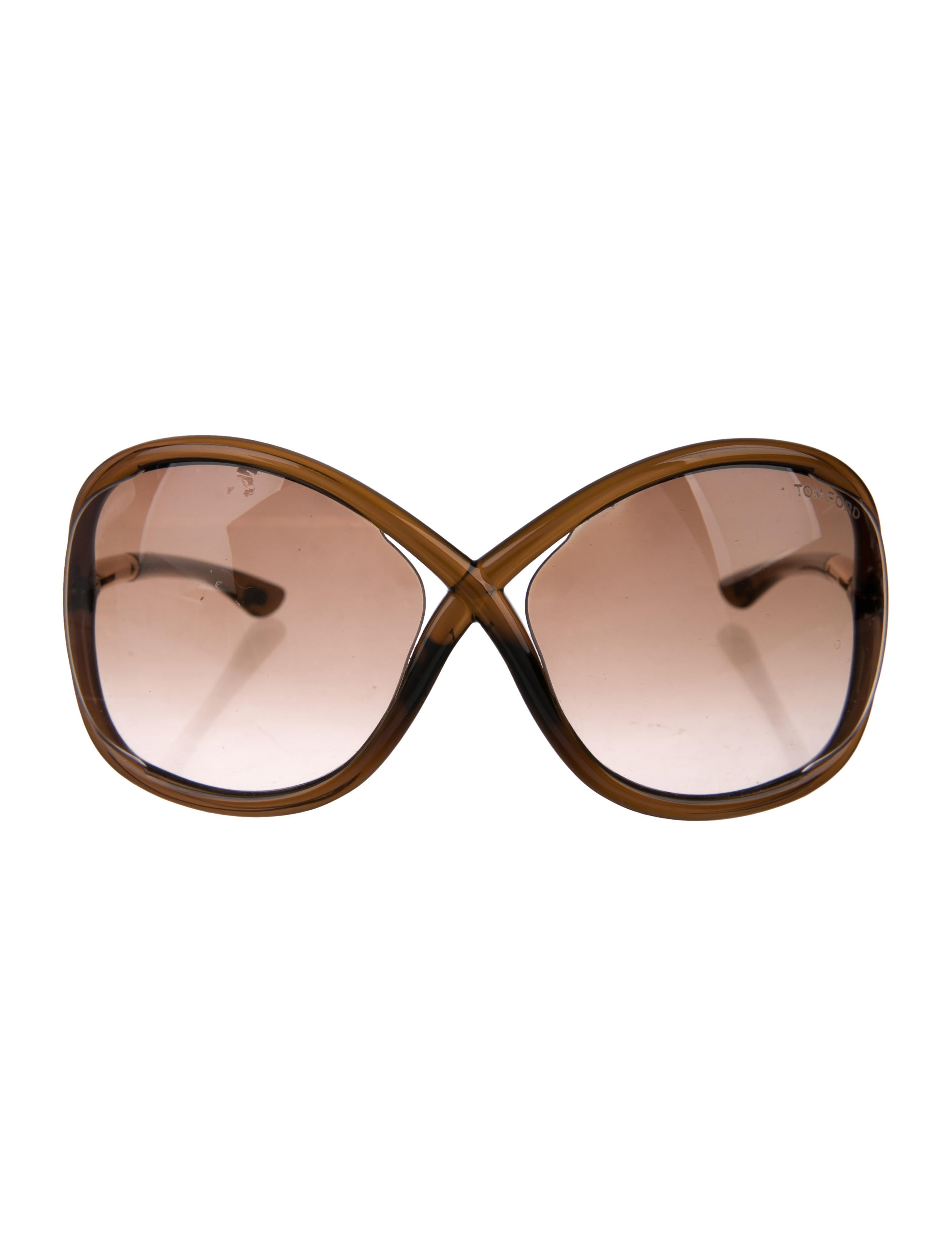 58ab4a64c21 Tom Ford Whitney Gradient Sunglasses - Accessories - TOM44068