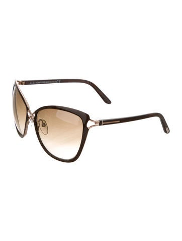 ba9e4493be3 Gradient Cat-Eye Sunglasses.  145.00. Sold. Add to wait list · Tom Ford
