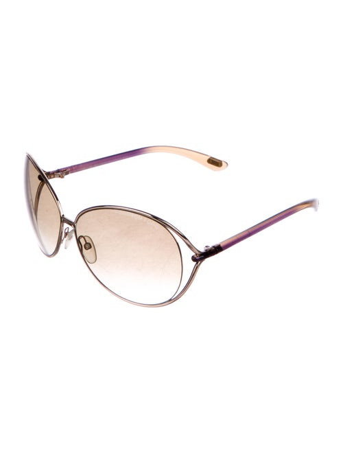 a8a1b9276cb19 Tom Ford Clemence Gradient Sunglasses - Accessories - TOM44499