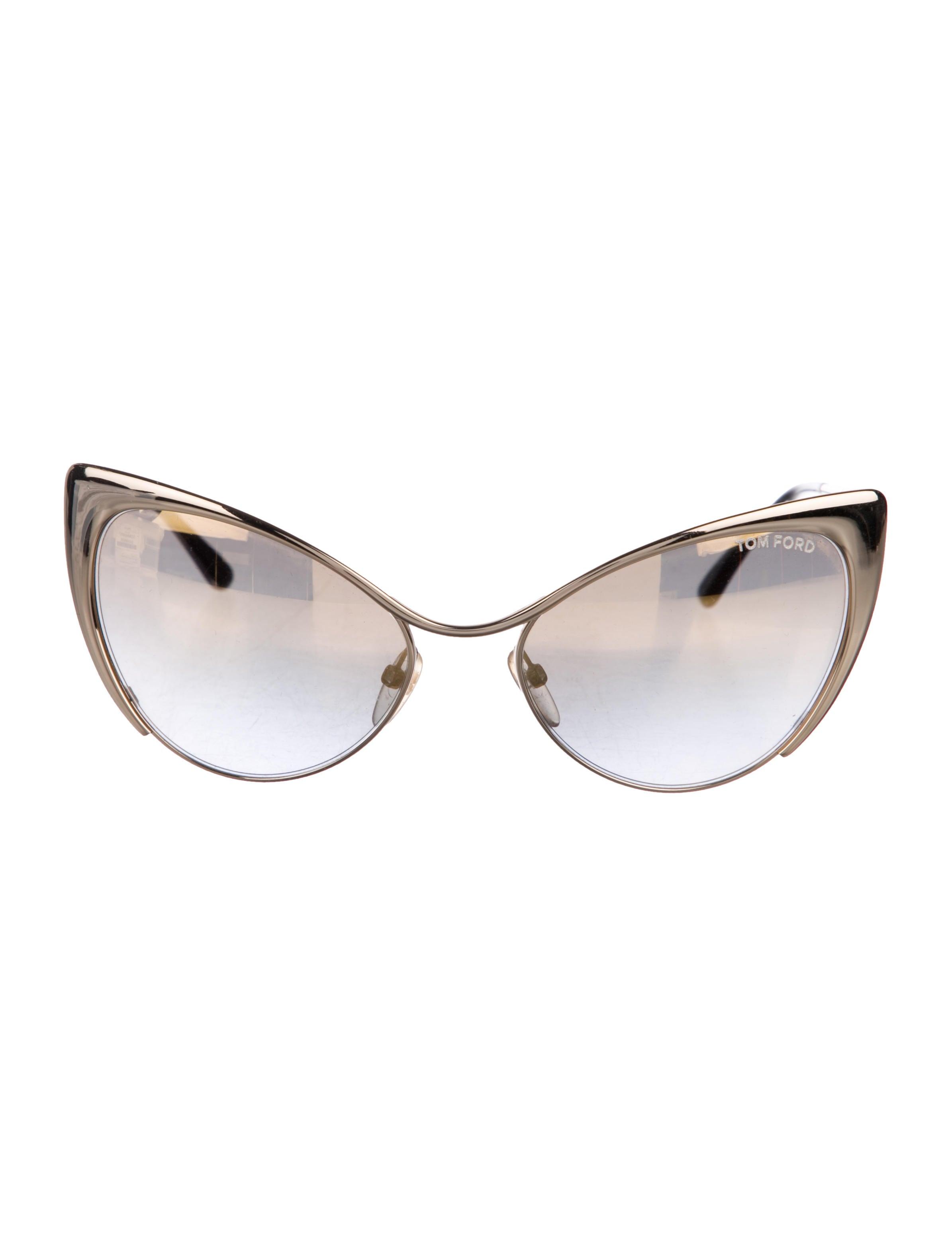 52a9b7579ba7 Tom Ford Nastasya Cat-Eye Sunglasses - Accessories - TOM46887 | The ...