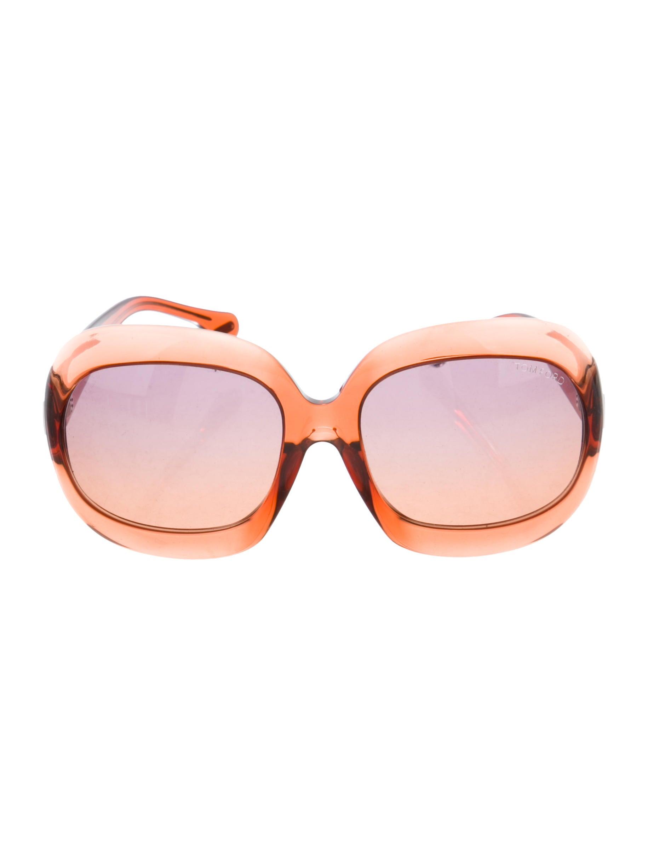 2908ebd3e9c31 Tom Ford Bianca Oversize Sunglasses - Accessories - TOM48287