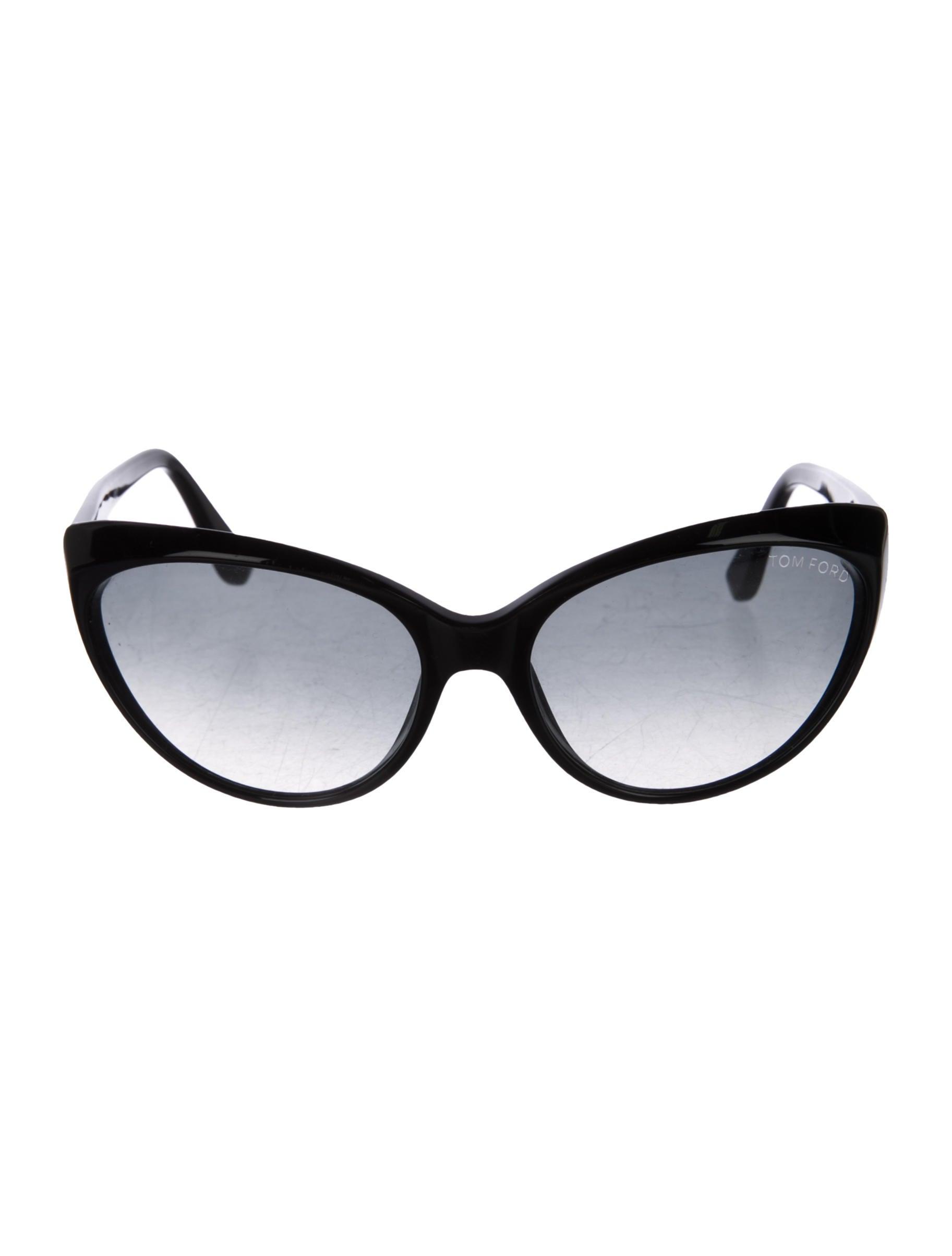 93d3a68df9629 Tom Ford Martina Cat-Eye Sunglasses - Accessories - TOM48501