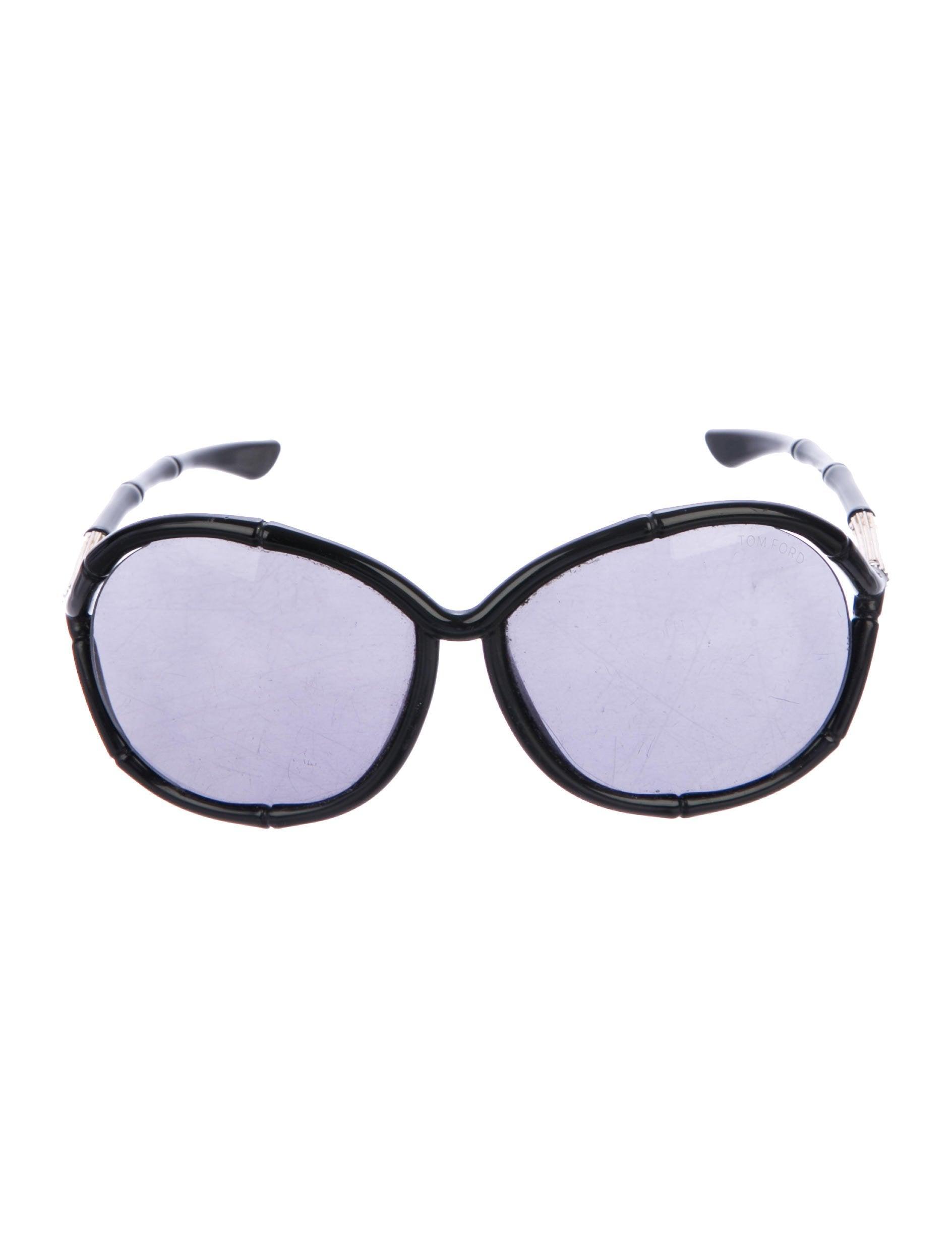 865c3ccd405 Tom Ford Claudia Oversize Sunglasses - Accessories - TOM49402