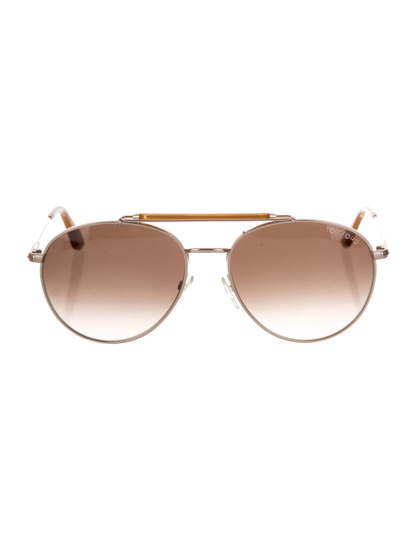 f41e1d587fa54 Tom Ford Colin Aviator Sunglasses - Accessories - TOM49467