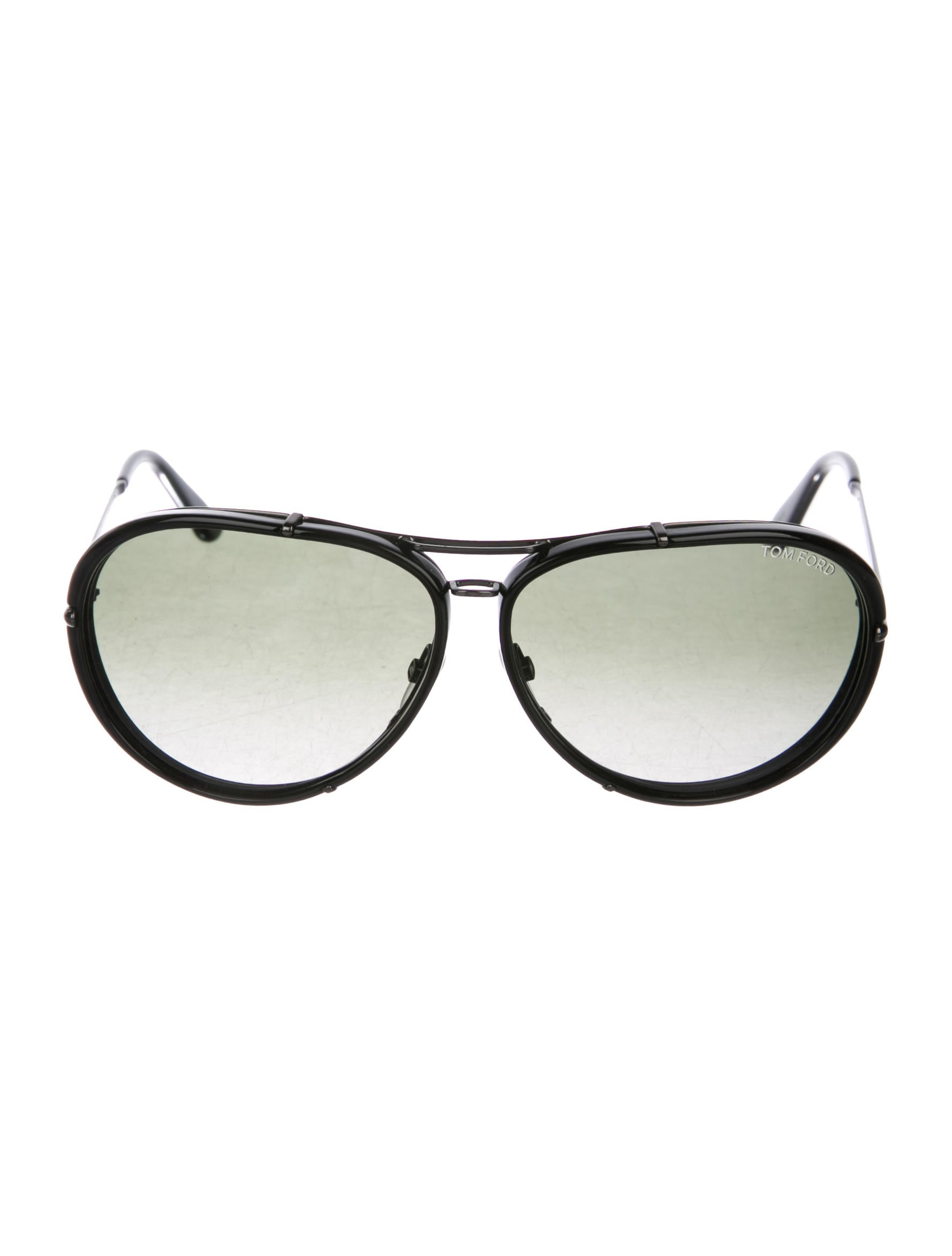 b272bab600 Tom Ford Cyrille Aviator Polarized Sunglasses - Accessories ...