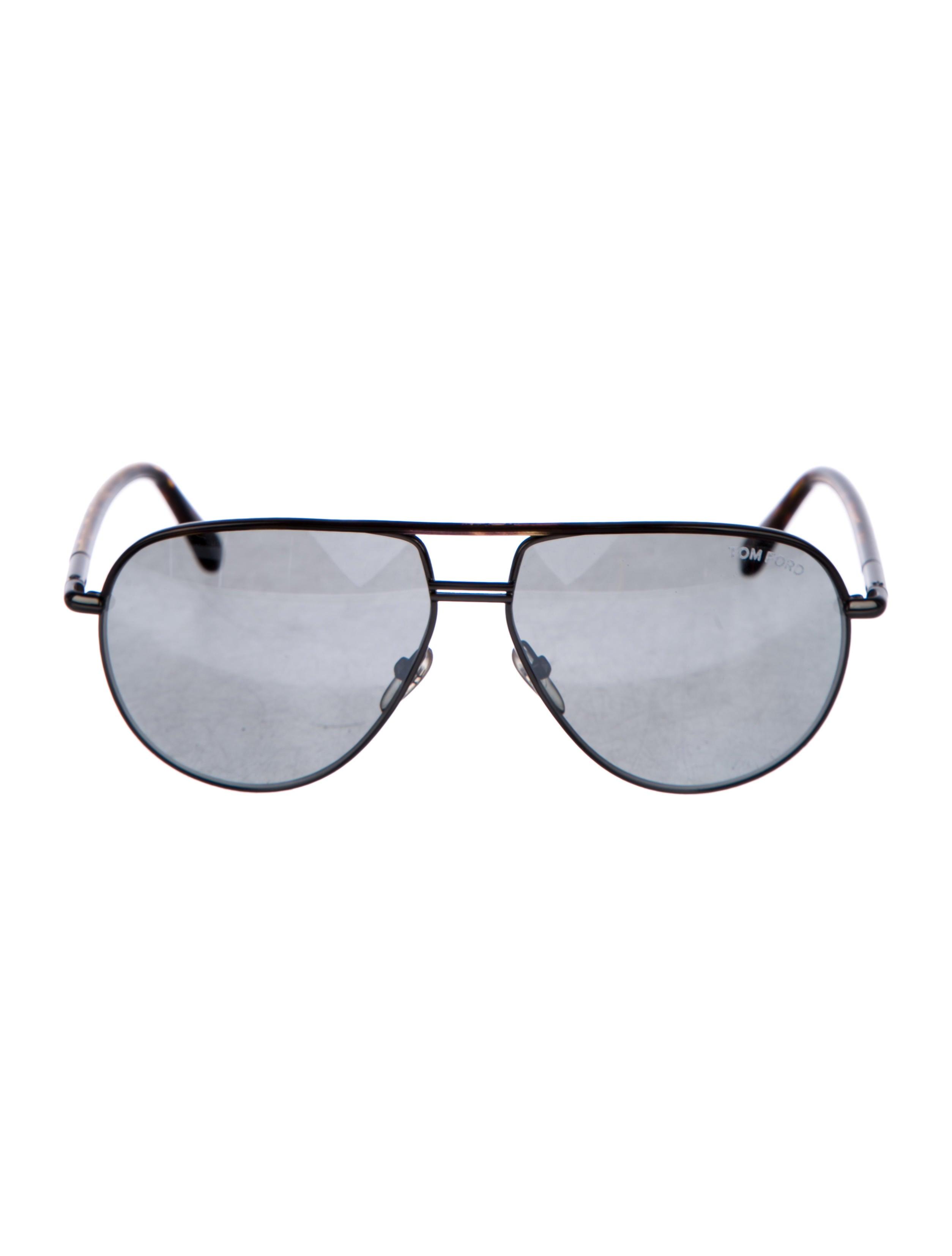 a46d46c84a7 Tom Ford Cole Aviator Sunglasses - Accessories - TOM50511