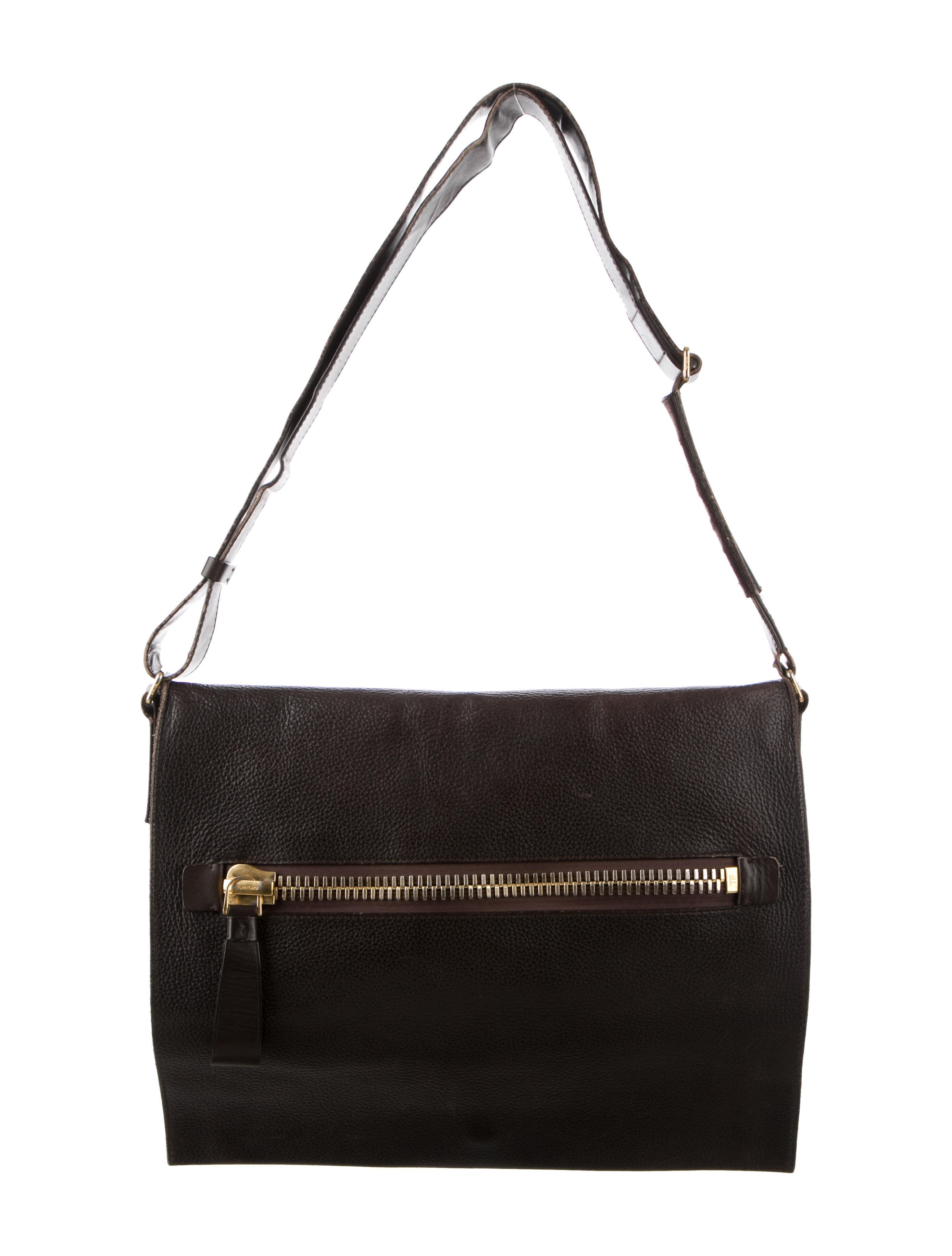 906cfc7225f Yves Saint Laurent Leather Montmartre Bag - Bags - YVE89940 | The ...