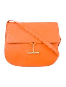 08e9ed4e903d Tom Ford. Leather Tara Crossbody Bag