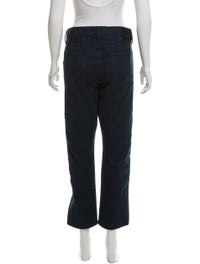 Mid-Rise Straight-Leg Jeans w/ Tags image 3