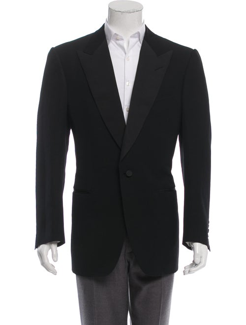 Tom Ford Tuxedo Jacket black