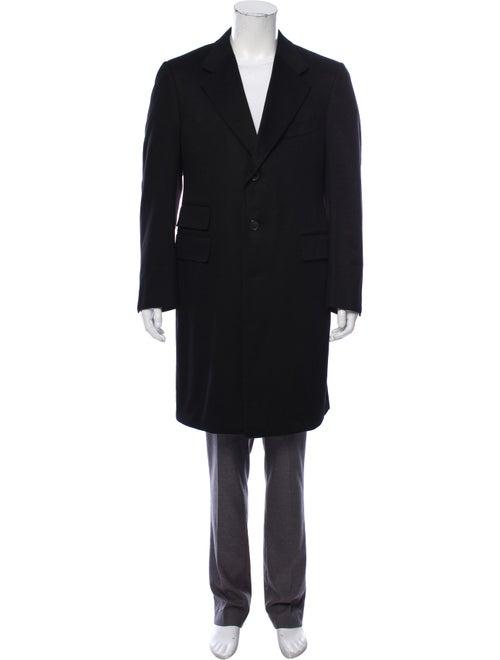 Tom Ford Cashmere Overcoat black