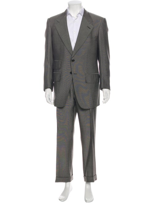 Tom Ford Two-Piece Suit Set grey