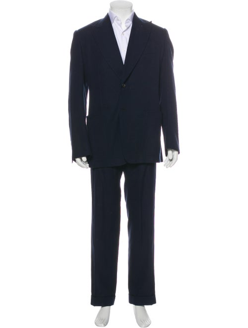 Tom Ford Two-Piece Suit Blue