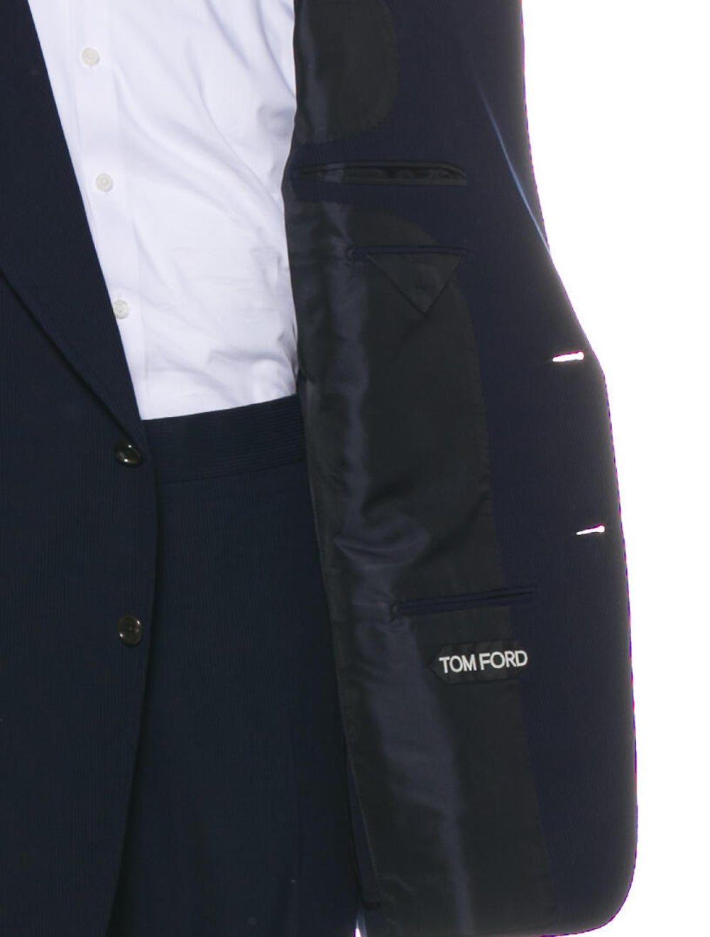 Tom Ford Two-Piece Suit Blue - image 5