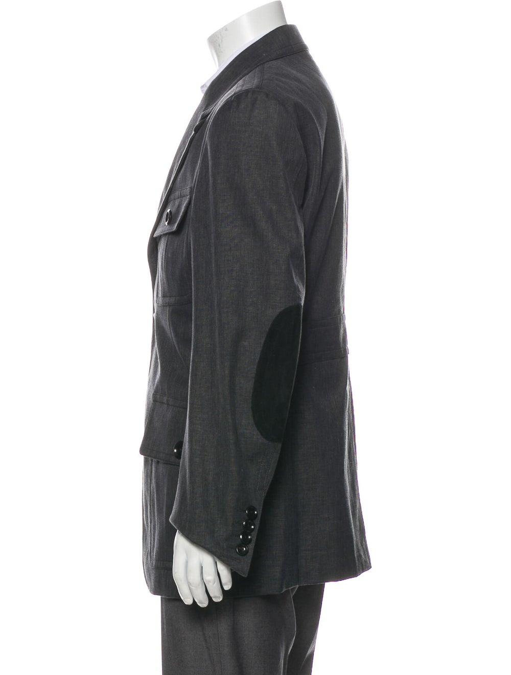 Tom Ford Linen Jacket Grey - image 2