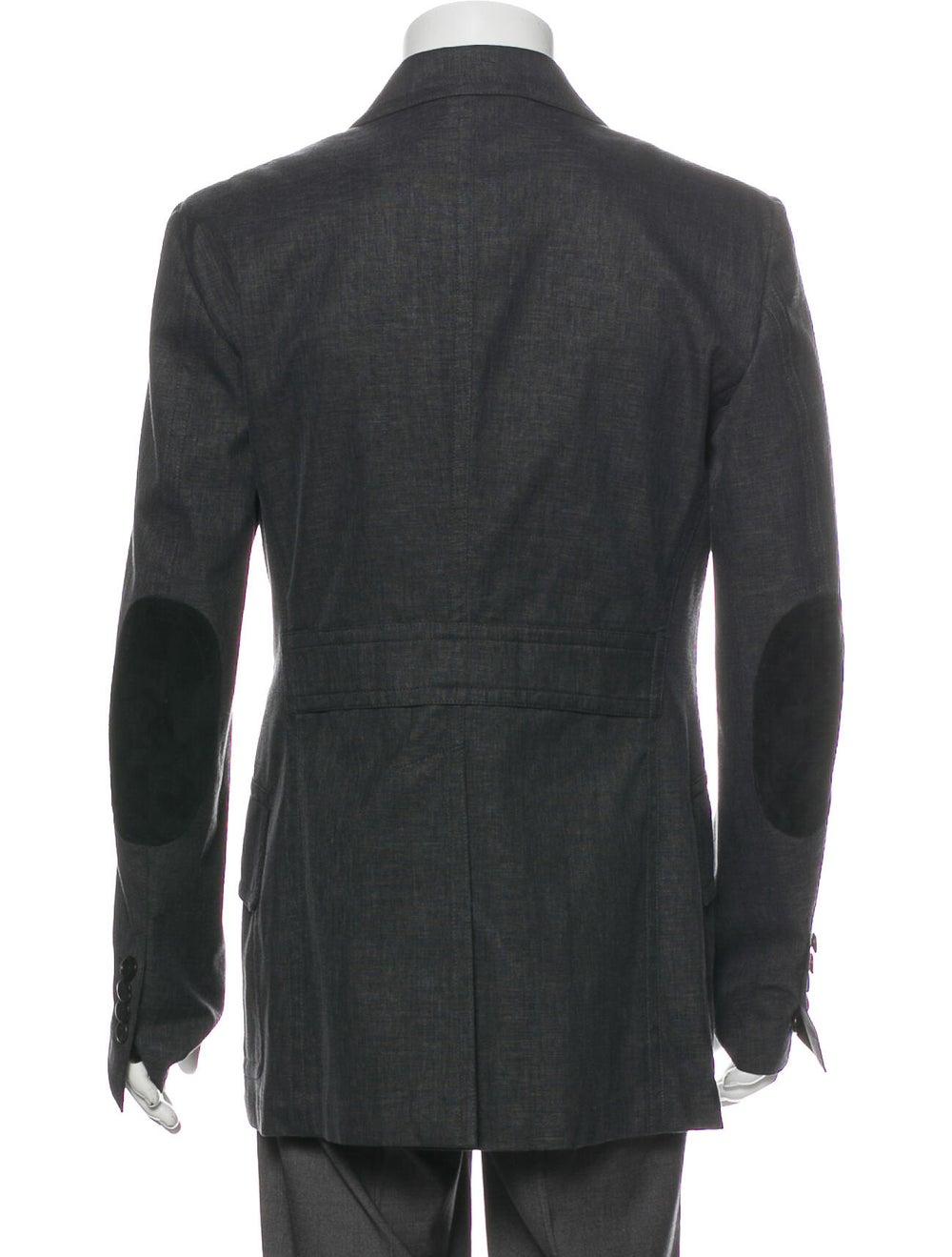 Tom Ford Linen Jacket Grey - image 3