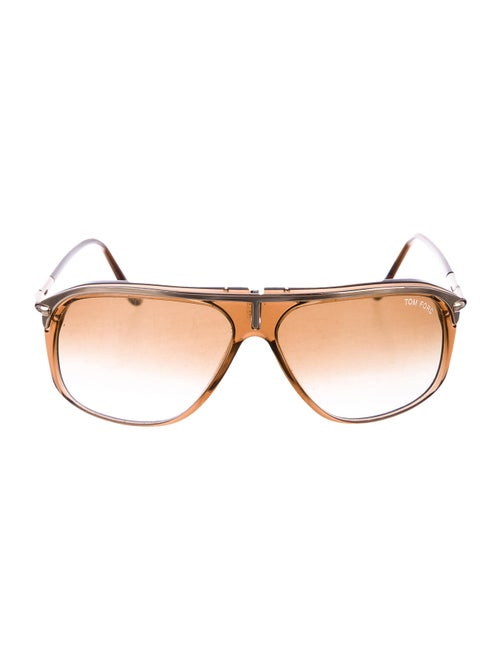 Tom Ford Ford Sunglasses brown