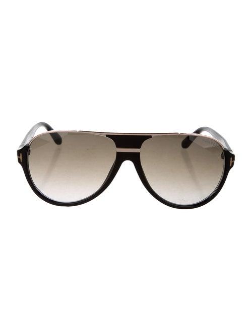 Tom Ford Dimitry Aviator Sunglasses black